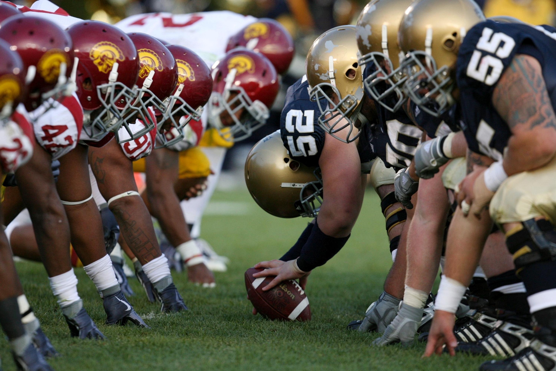 USC vs. Notre Dame