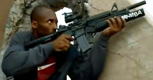 Image result for call of duty kobe bryant commercial