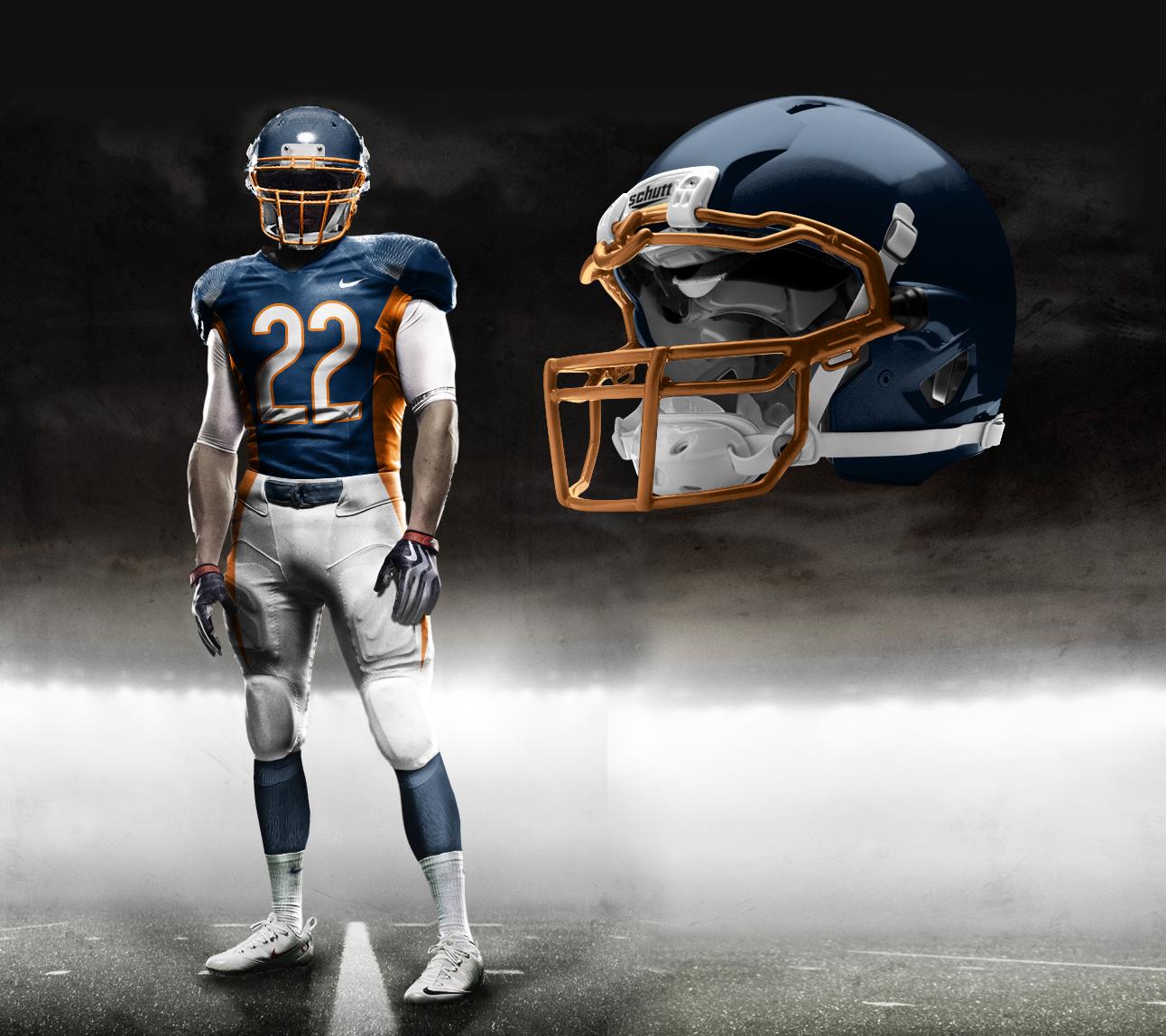 meet 2c24d 36310 Nike Pro Combat NFL Uniforms: Check Out Fake Unis That ...