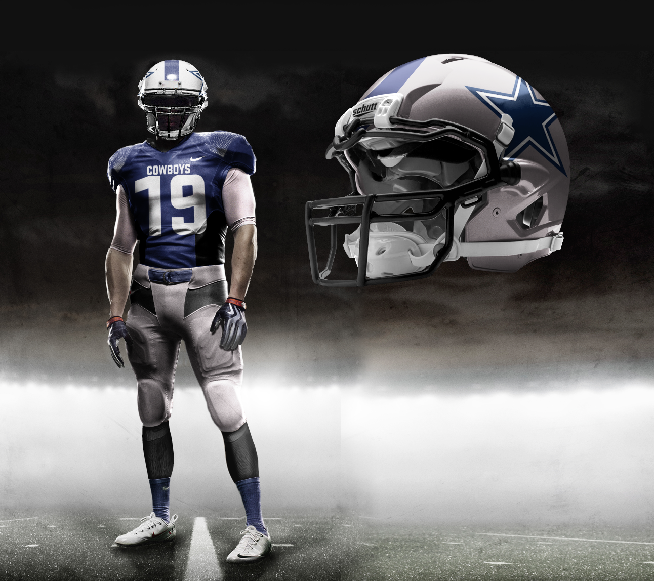 c3cf98a33 Nike Pro Combat NFL Uniforms: Check Out Fake Unis That Tricked Fans ...