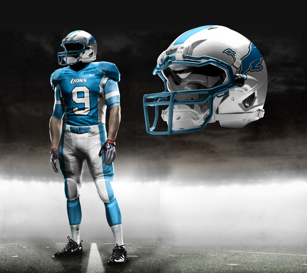 meet 4c136 3bbe9 Nike Pro Combat NFL Uniforms: Check Out Fake Unis That ...
