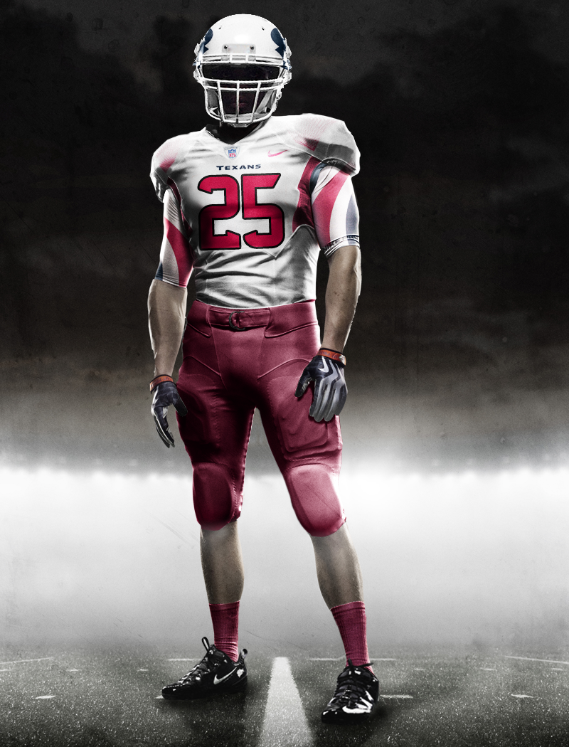 Nike Pro Combat Nfl Uniforms Check Out Fake Unis That