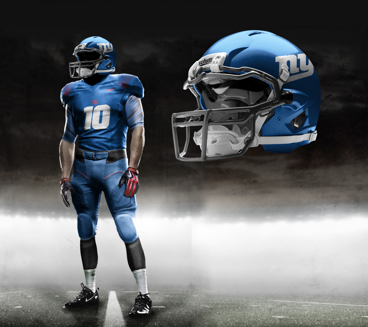 405f5fd6176 Nike Pro Combat NFL Uniforms  Check Out Fake Unis That Tricked Fans ...