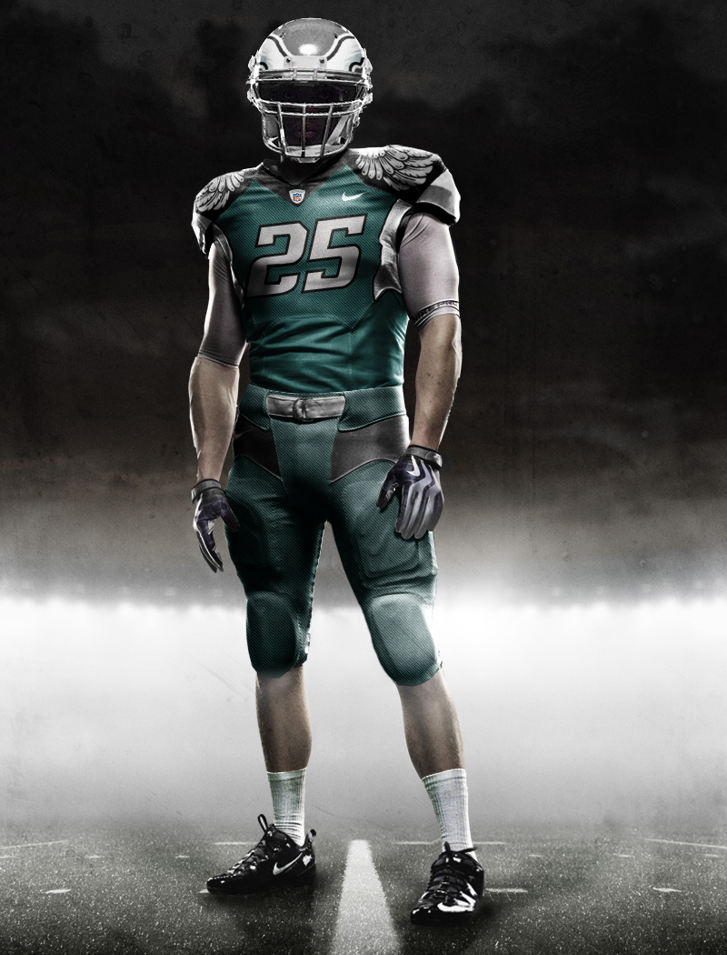 I just have one question for you  When did the Eagles become the Oregon  Ducks of the NFL  301fa32c2