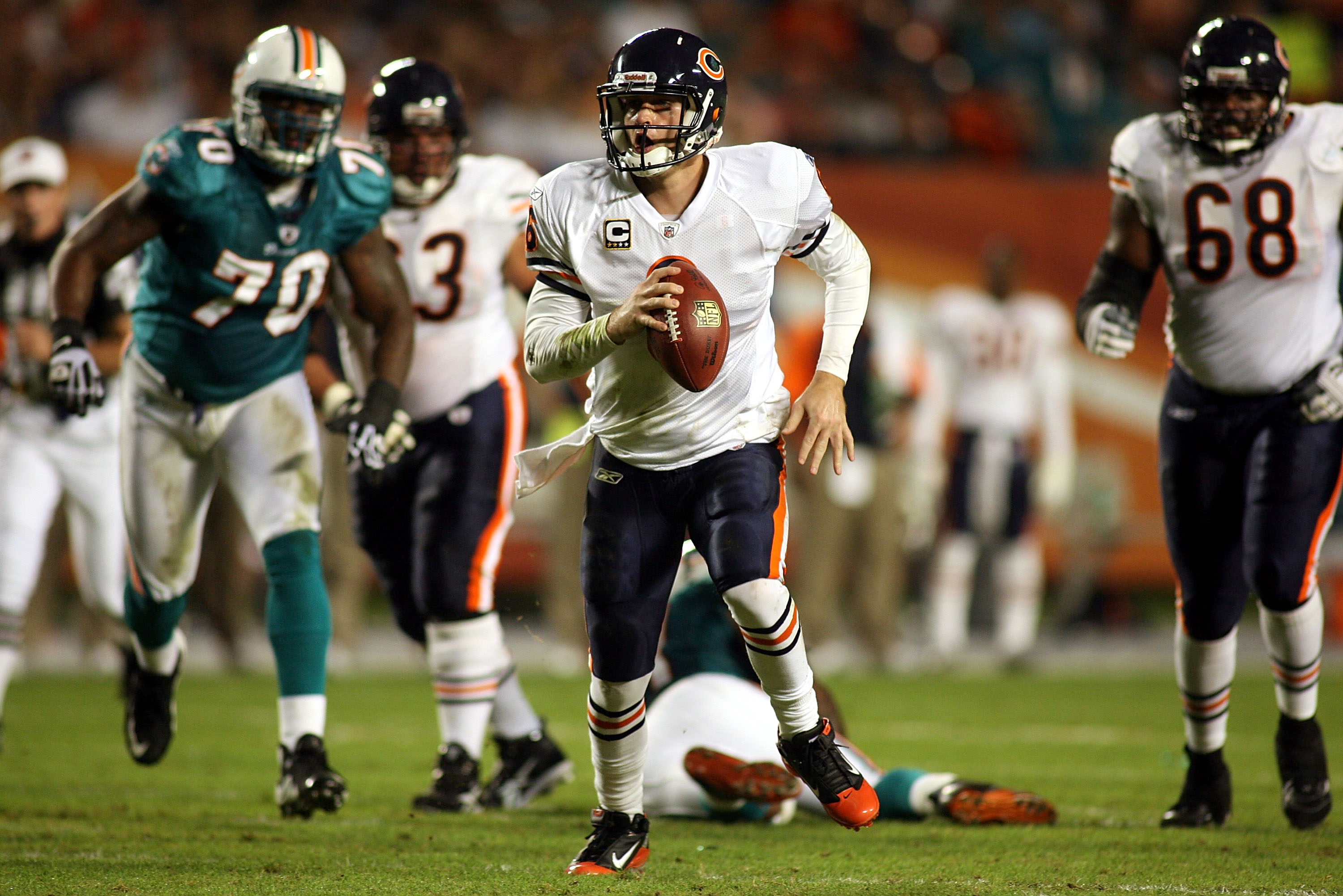 Chicago Bears Versus the Miami Dolphins  10 Things We Learned ... 1fe9aa9ae