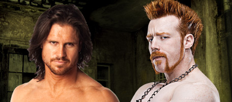 Is Morrison being pushed or is Sheamus being punished?