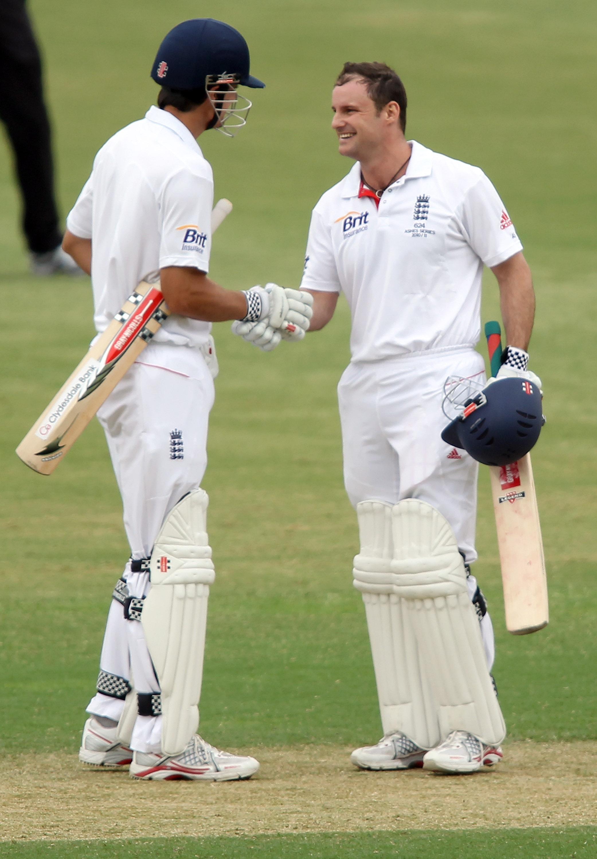England to Bat First?