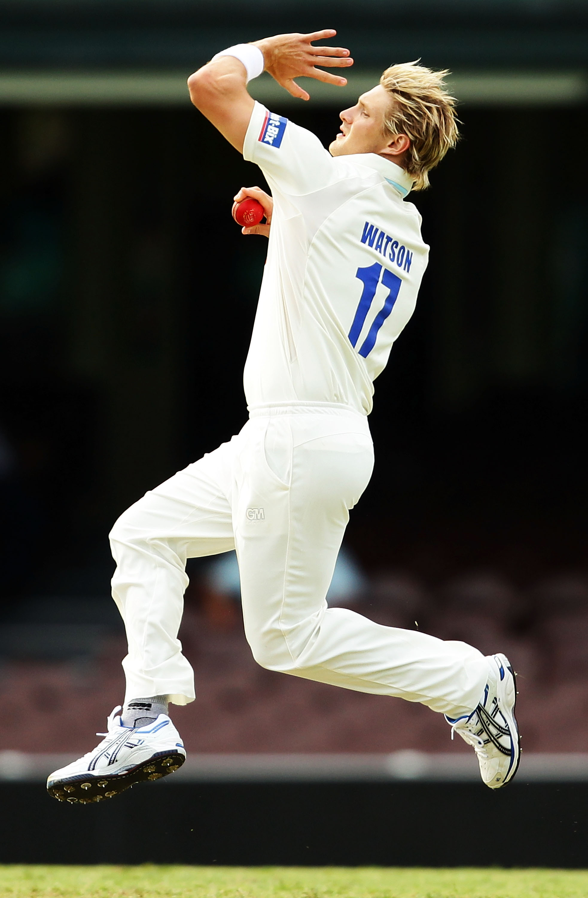 Shane Watson should not be allowed to settle