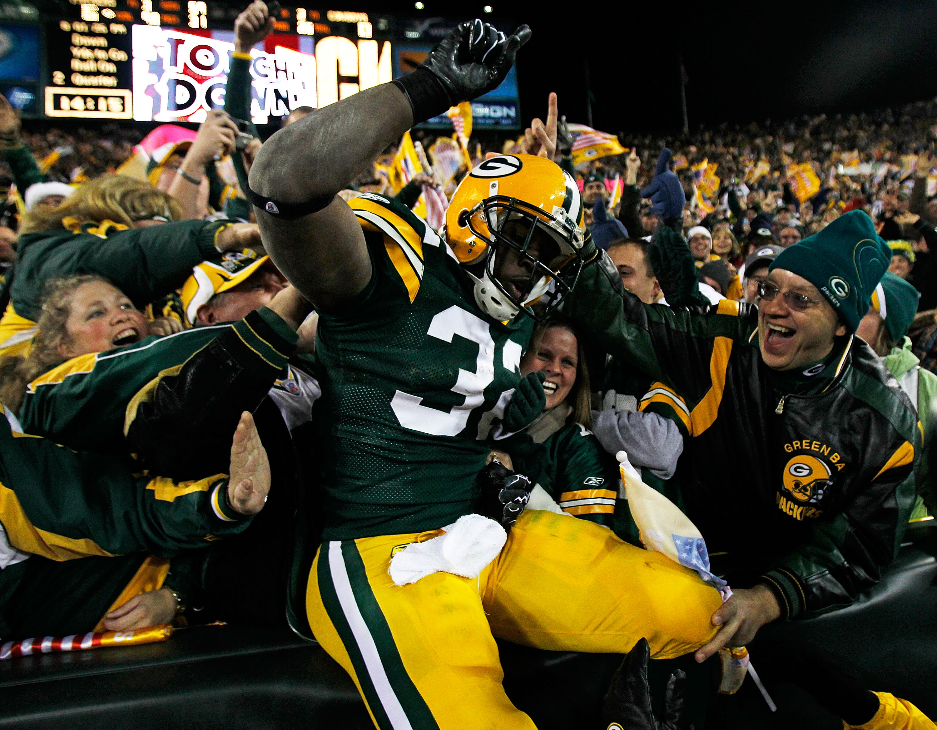 NFL Power Rankings  Who Has the Best Fan Base in the NFL Today ... a9d76a9c3