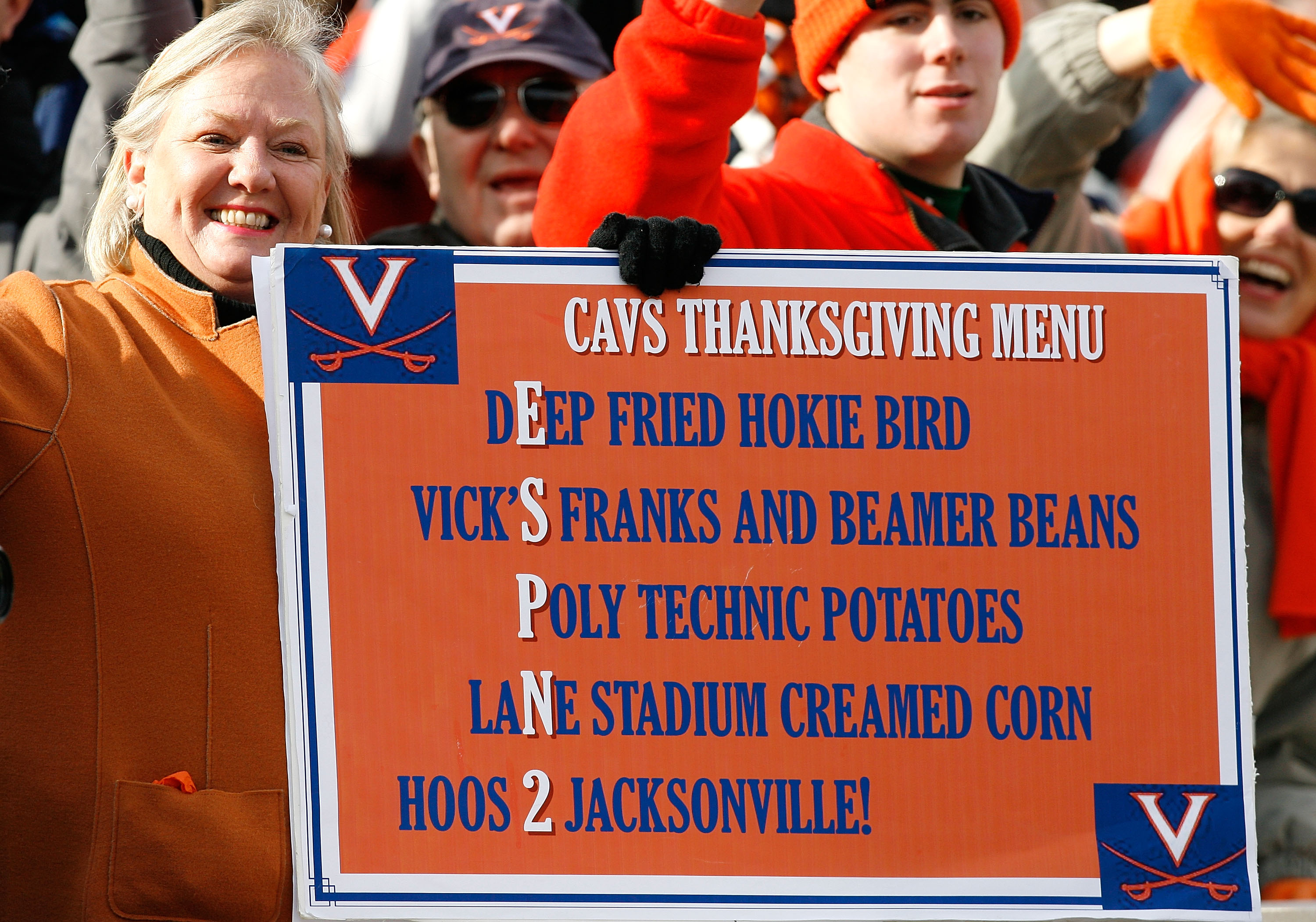 0a16d891a College Football and Thanksgiving  15 Things To Be Thankful for in 2010