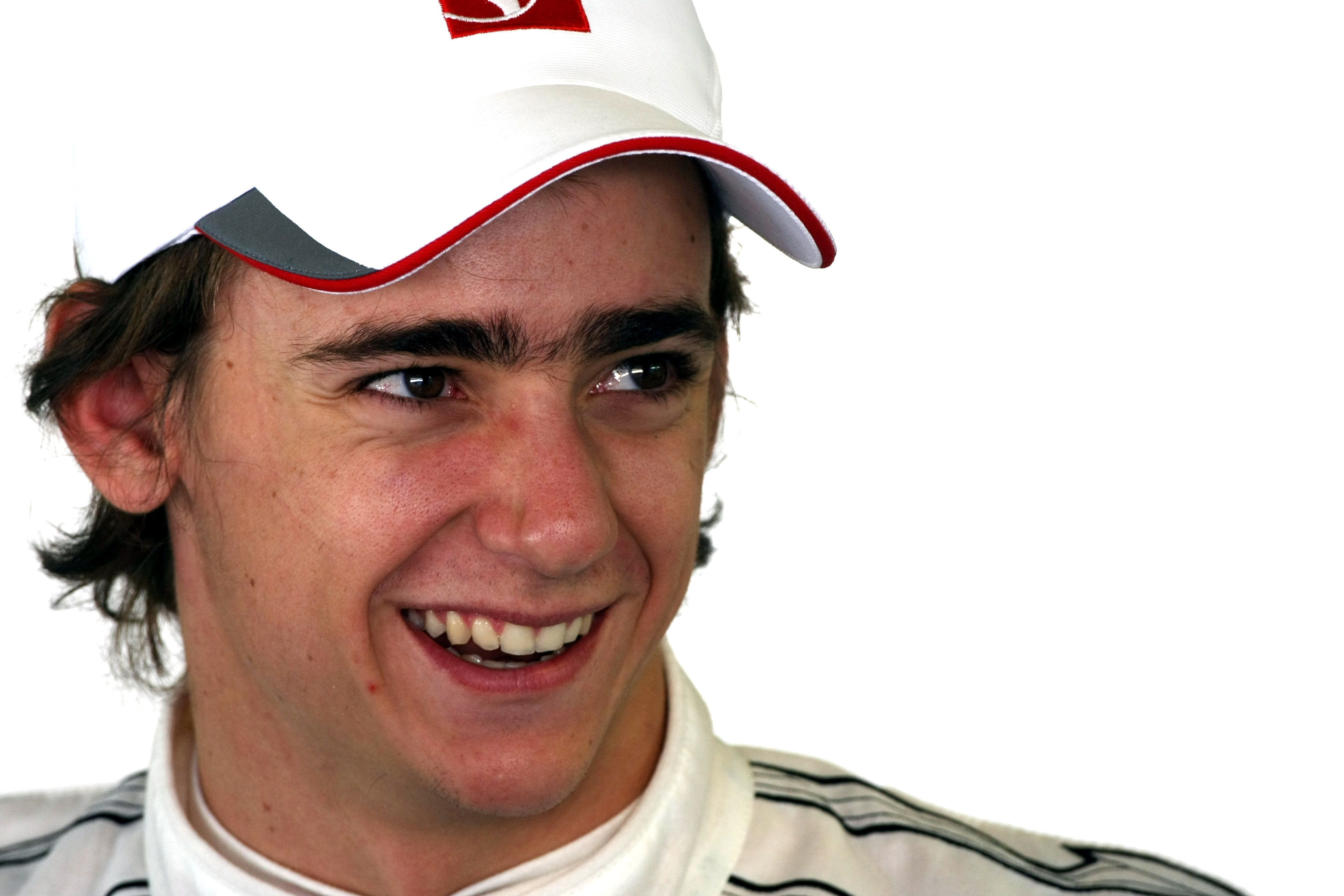 ABU DHABI, UNITED ARAB EMIRATES - NOVEMBER 16:  Esteban Gutierrez of Mexico and Sauber F1 Team during the Young Driver Testing at the Yas Marina Circuit on November 16, 2010 in Abu Dhabi, United Arab Emirates.  (Photo by Andrew Hone/Getty Images)