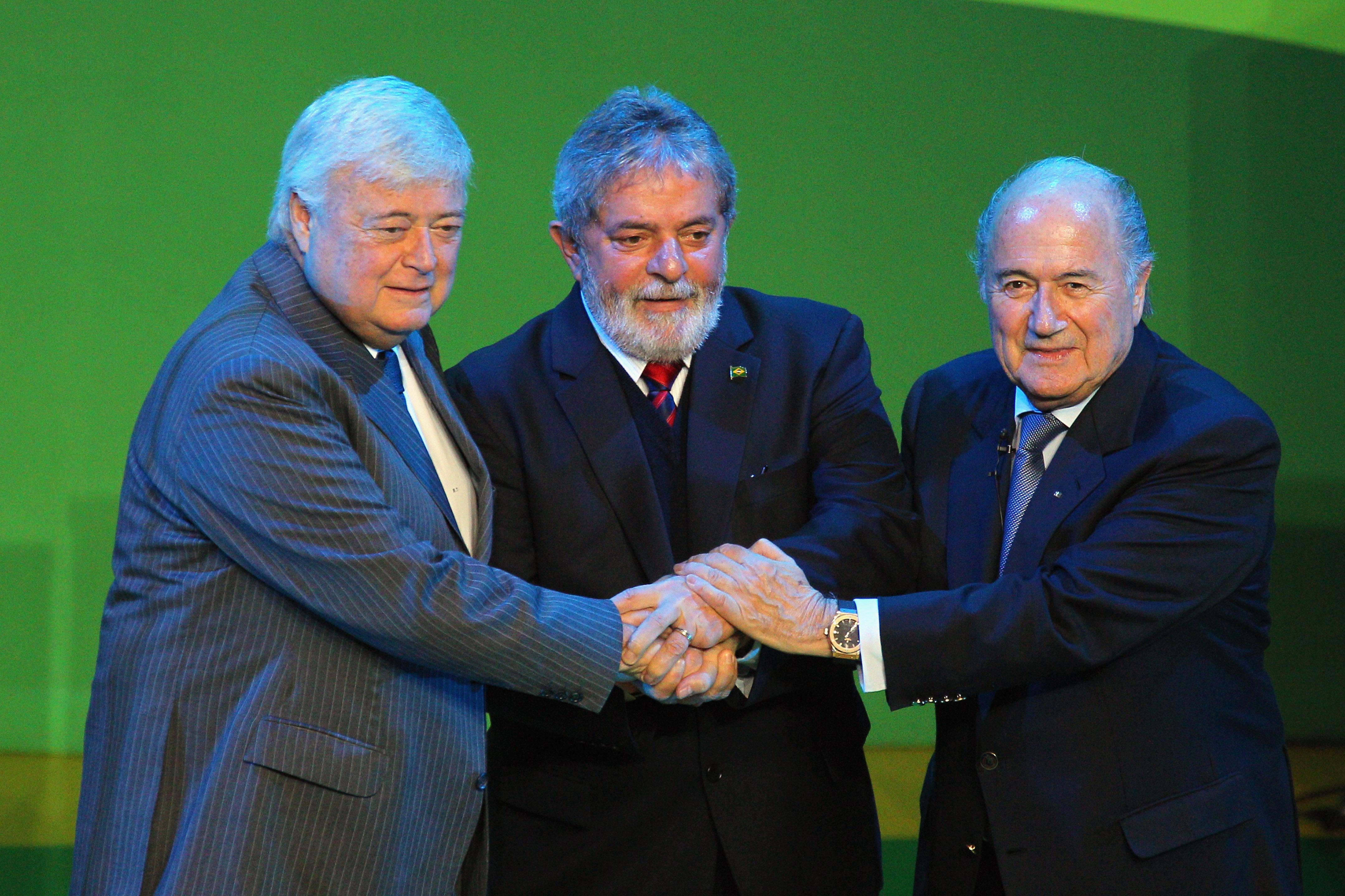 Teixeira (Left)