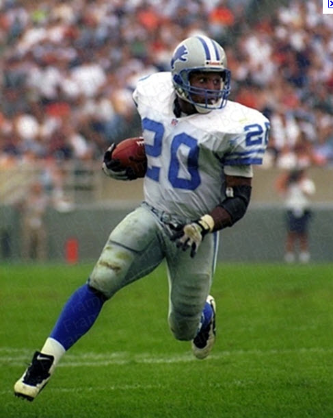 barry sanders - photo #6