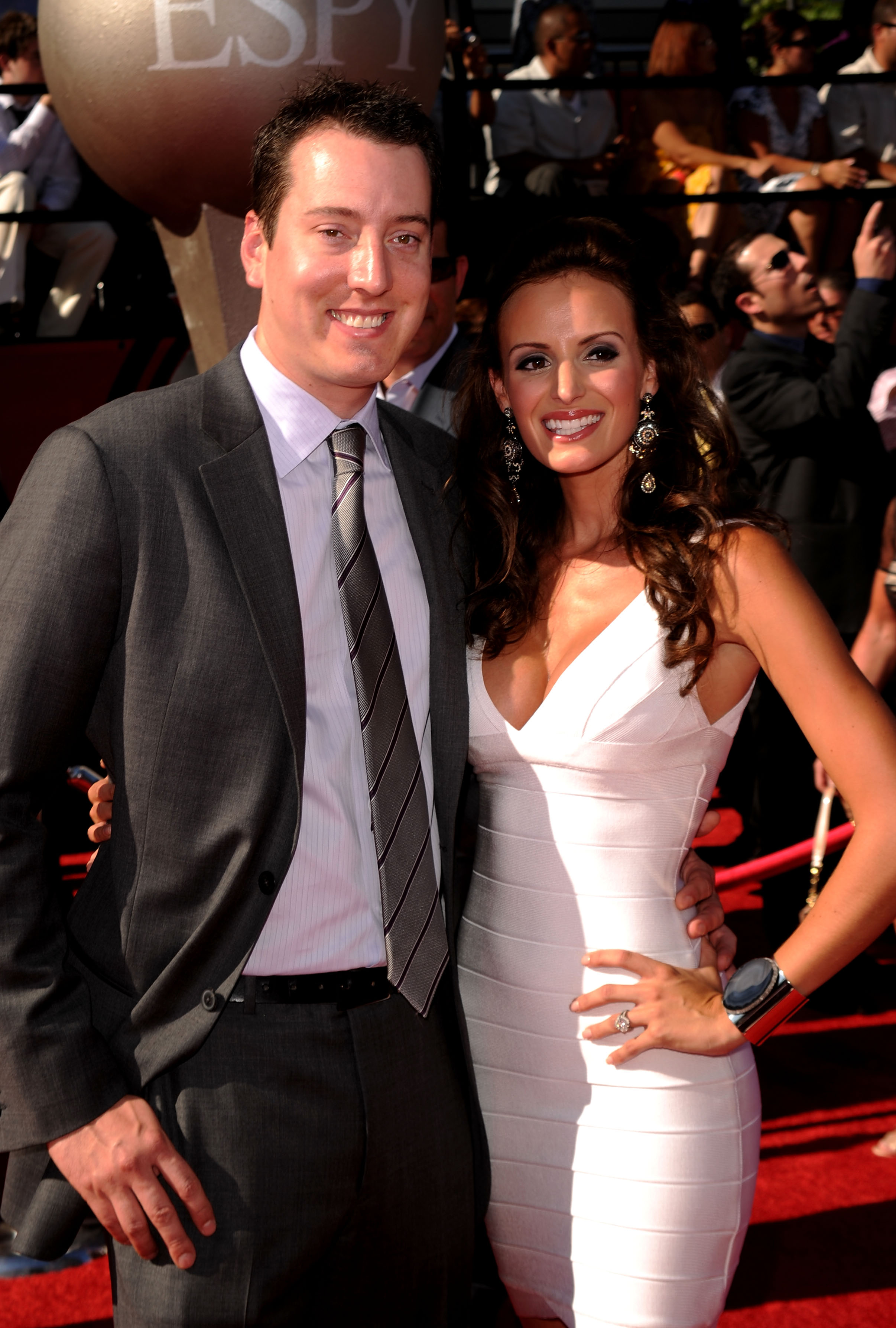 NASCAR wives love this one opportunity to outshine their spouses & as always they will steal the show.