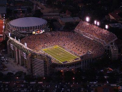 Death Valley on a Saturday Night is to some the toughest place to play in College Football