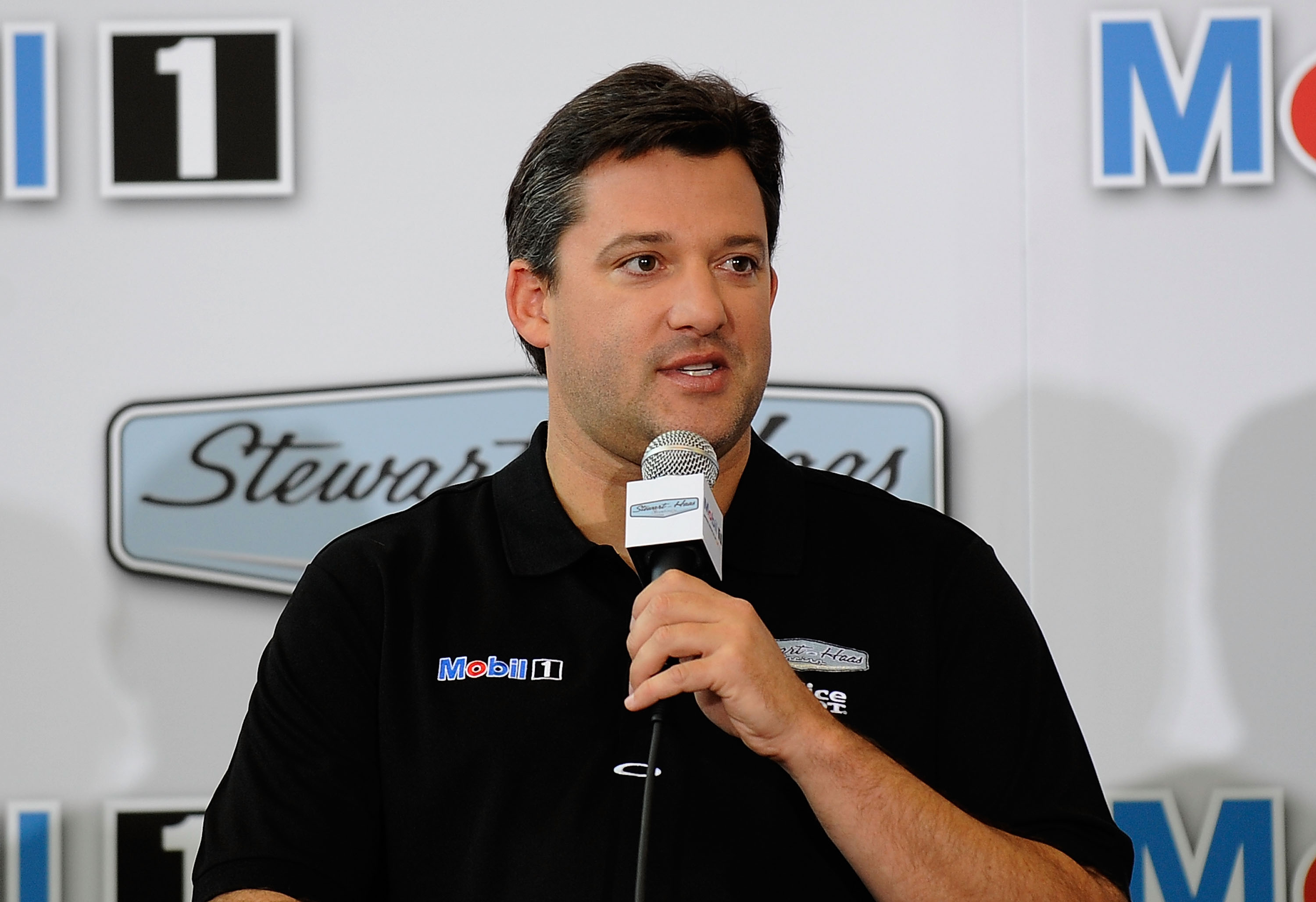 Tony Stewart has one more box to check off on his resume.  NASCAR Sprint Champion Owner.