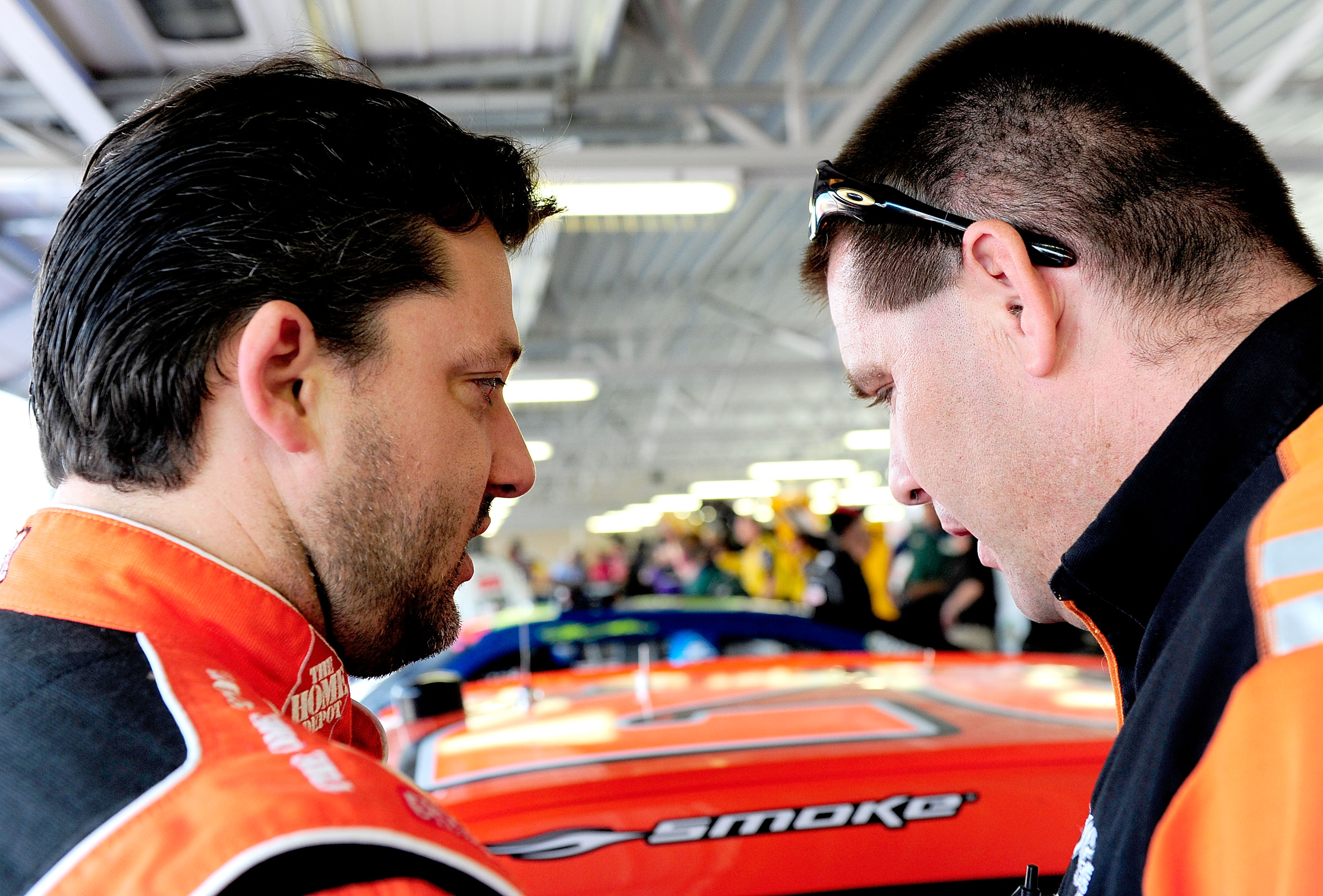 Tony Stewart has won a NASCAR Sprint Cup Title the conventional way an in the Chase format.