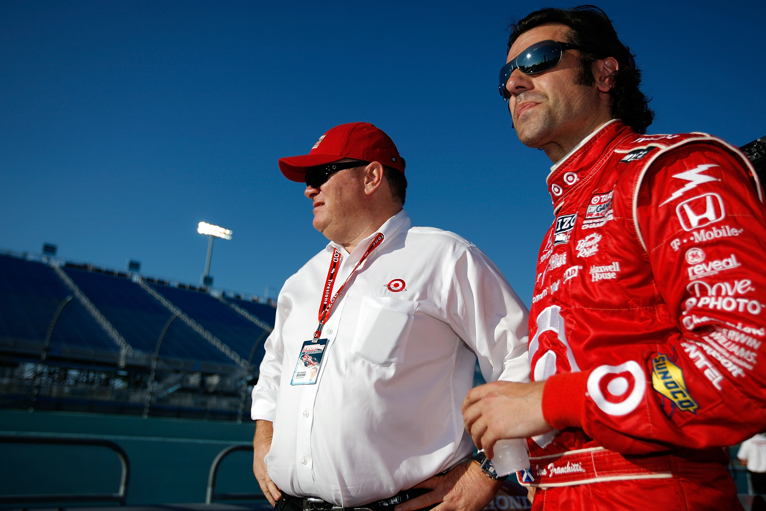 Tony Stewart and Kevin Harvick revealed that instead of drunk dialing women they drunk dial Chip Ganassi.