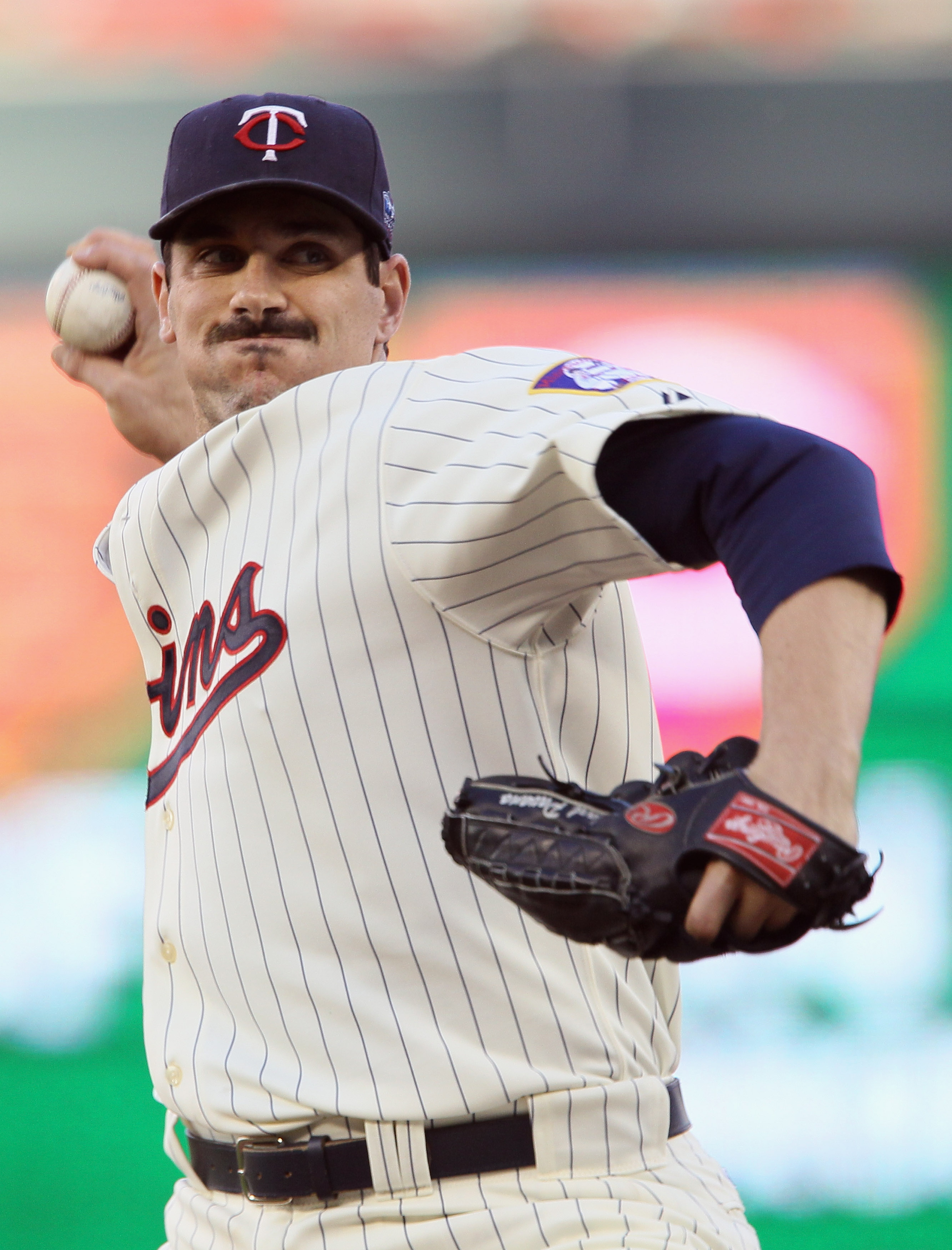 The Stache may pitch elsewhere in 2011.