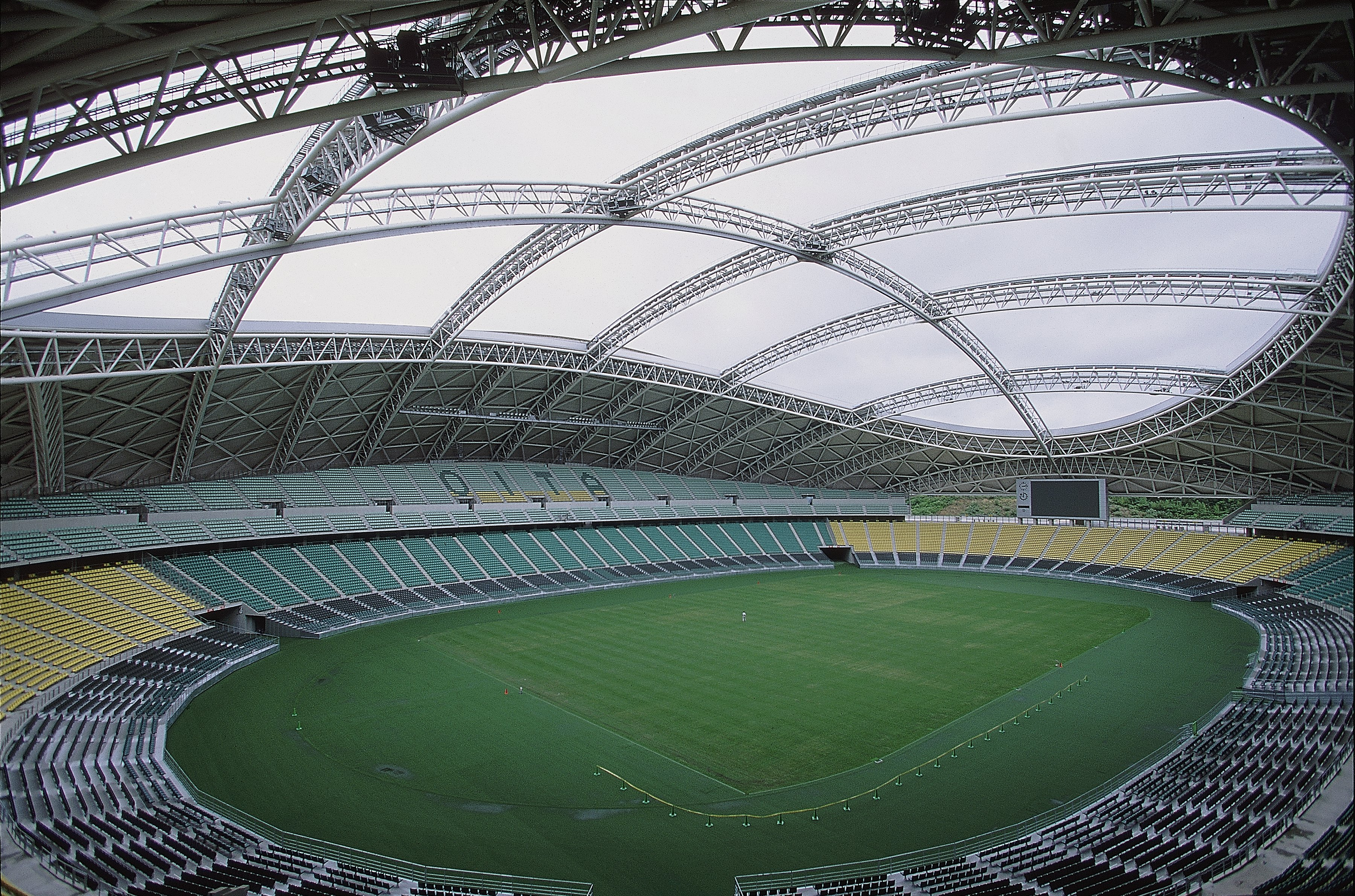 World Cup The 10 Most Creative Stadiums To Host A Match