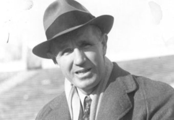 Wallace Wade became a legend at two southern schools: Alabama and Duke.