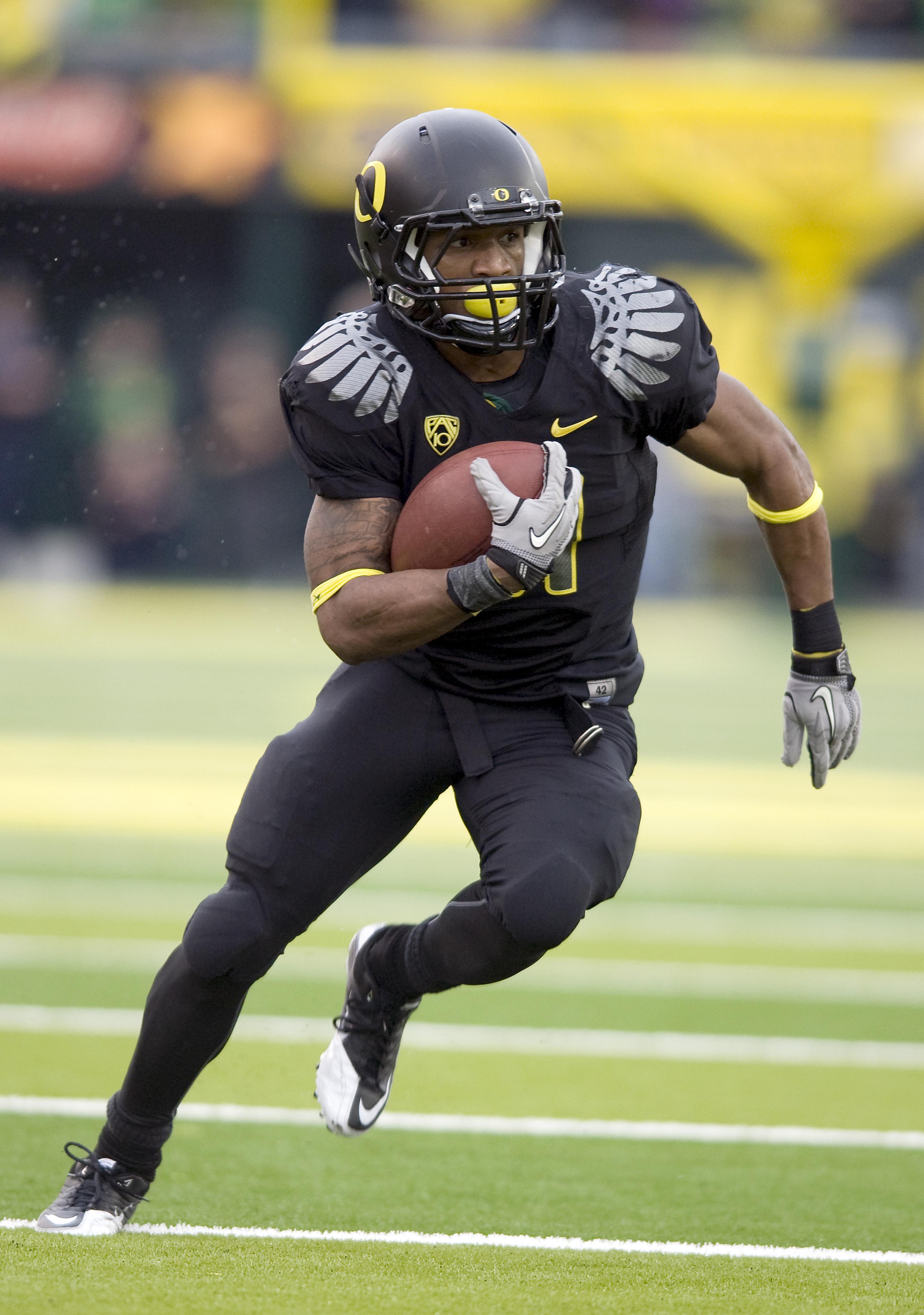Oregon RB LaMichael James