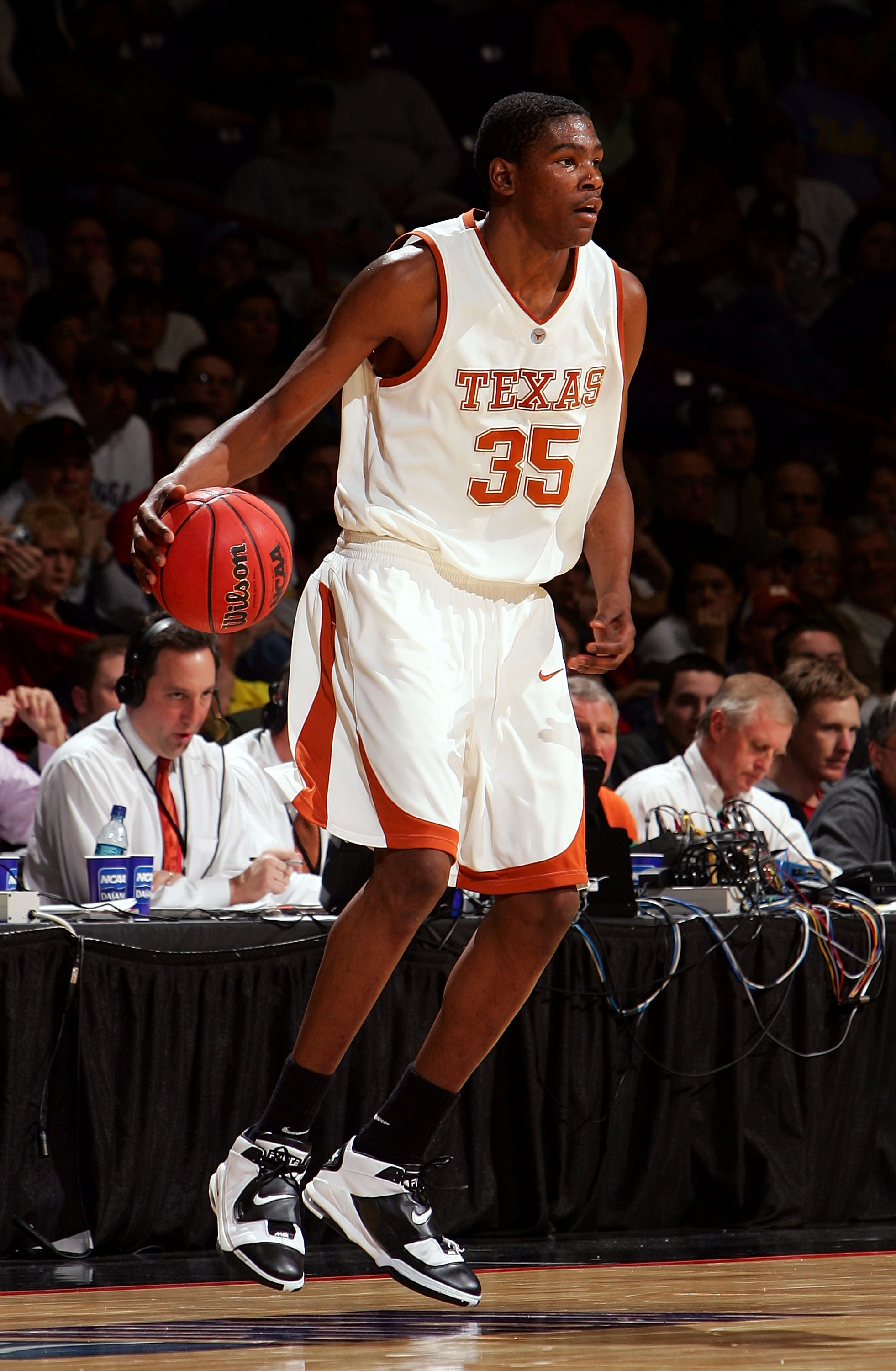 what college did kevin durant play for