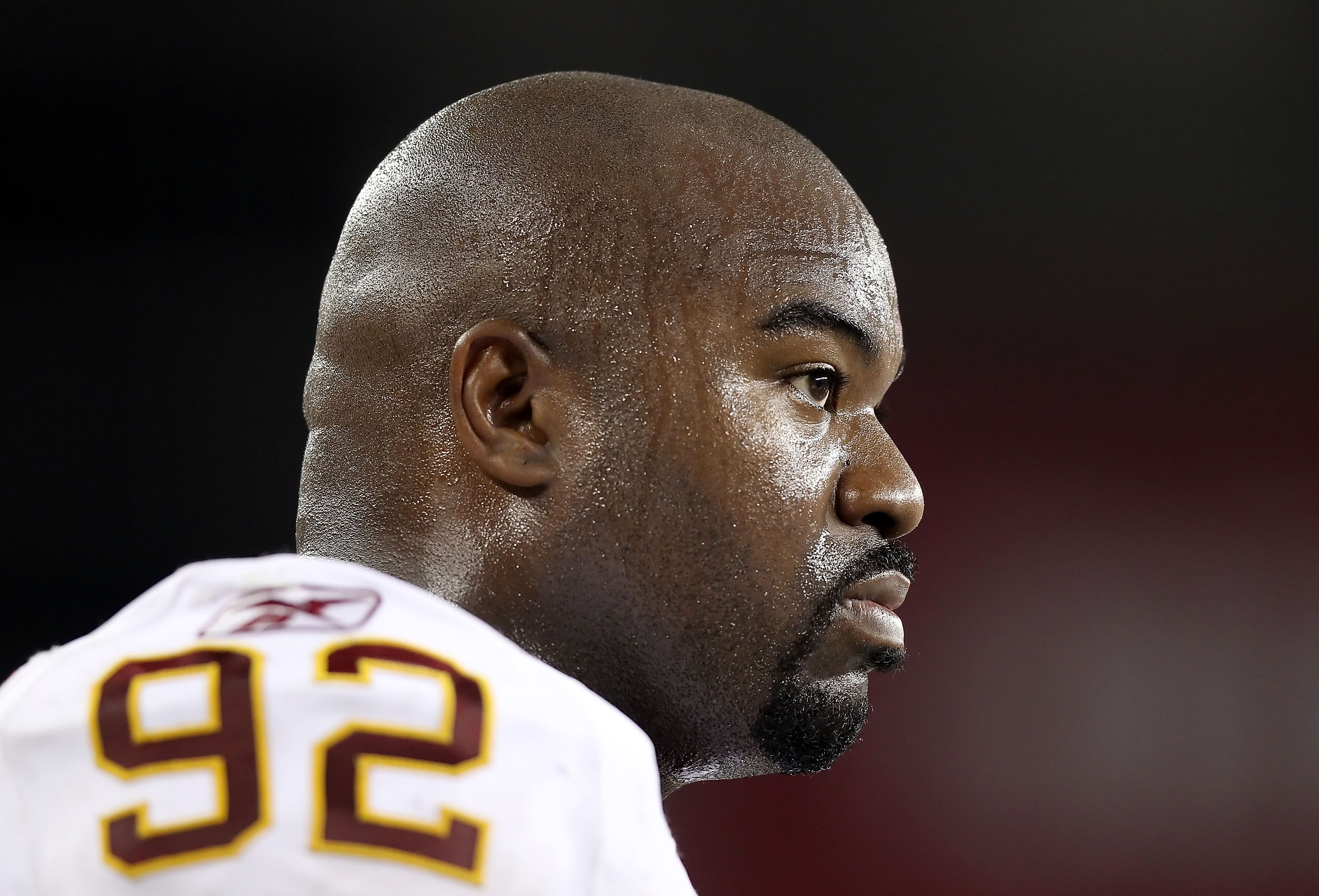 Albert Haynesworth-Mike Shanahan and the Worst Player-Coach Feuds in Sports 35aa45486