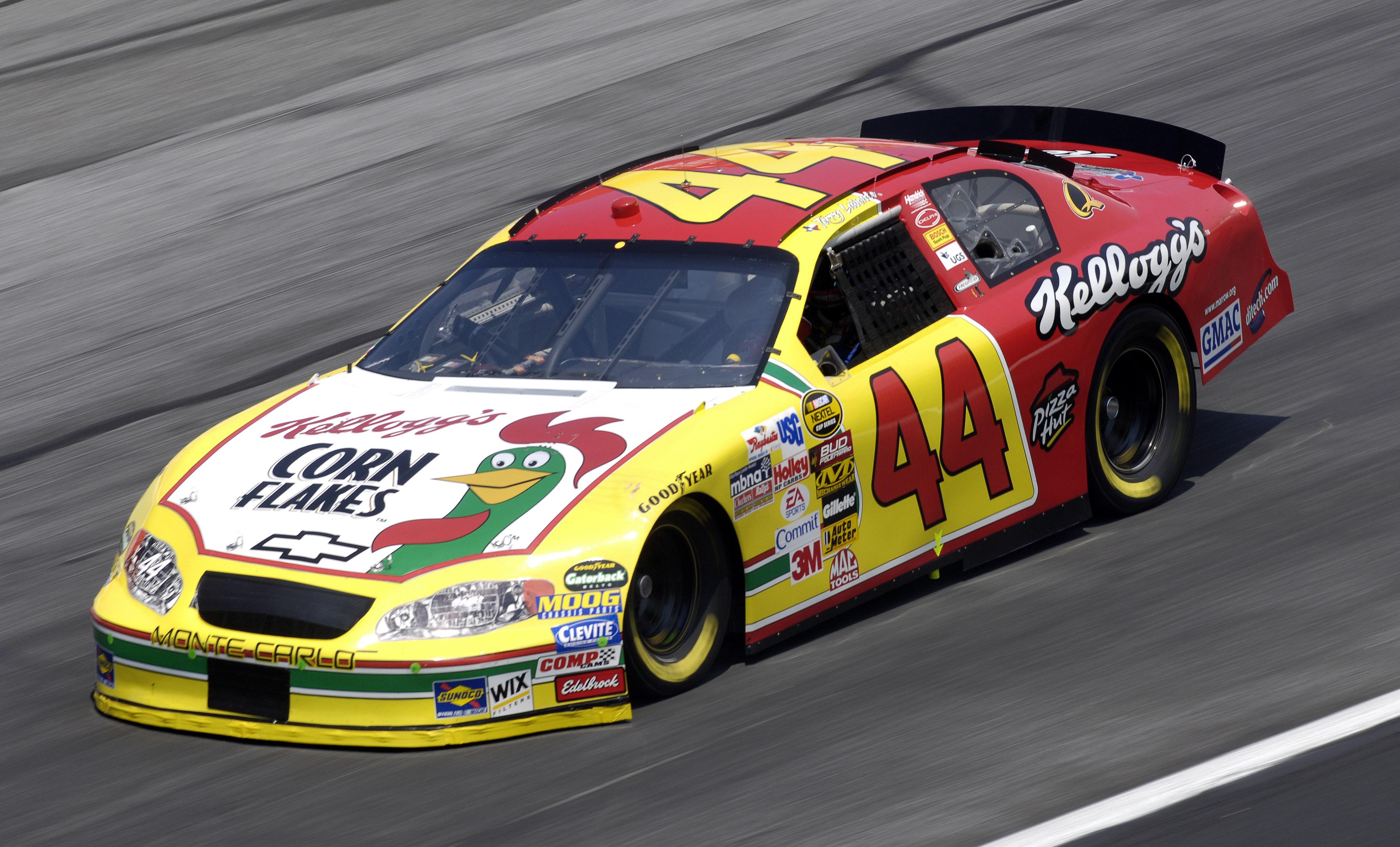 the 50 greatest paint schemes in nascar history bleacher report rh bleacherreport com stock car colors stock car color schemes