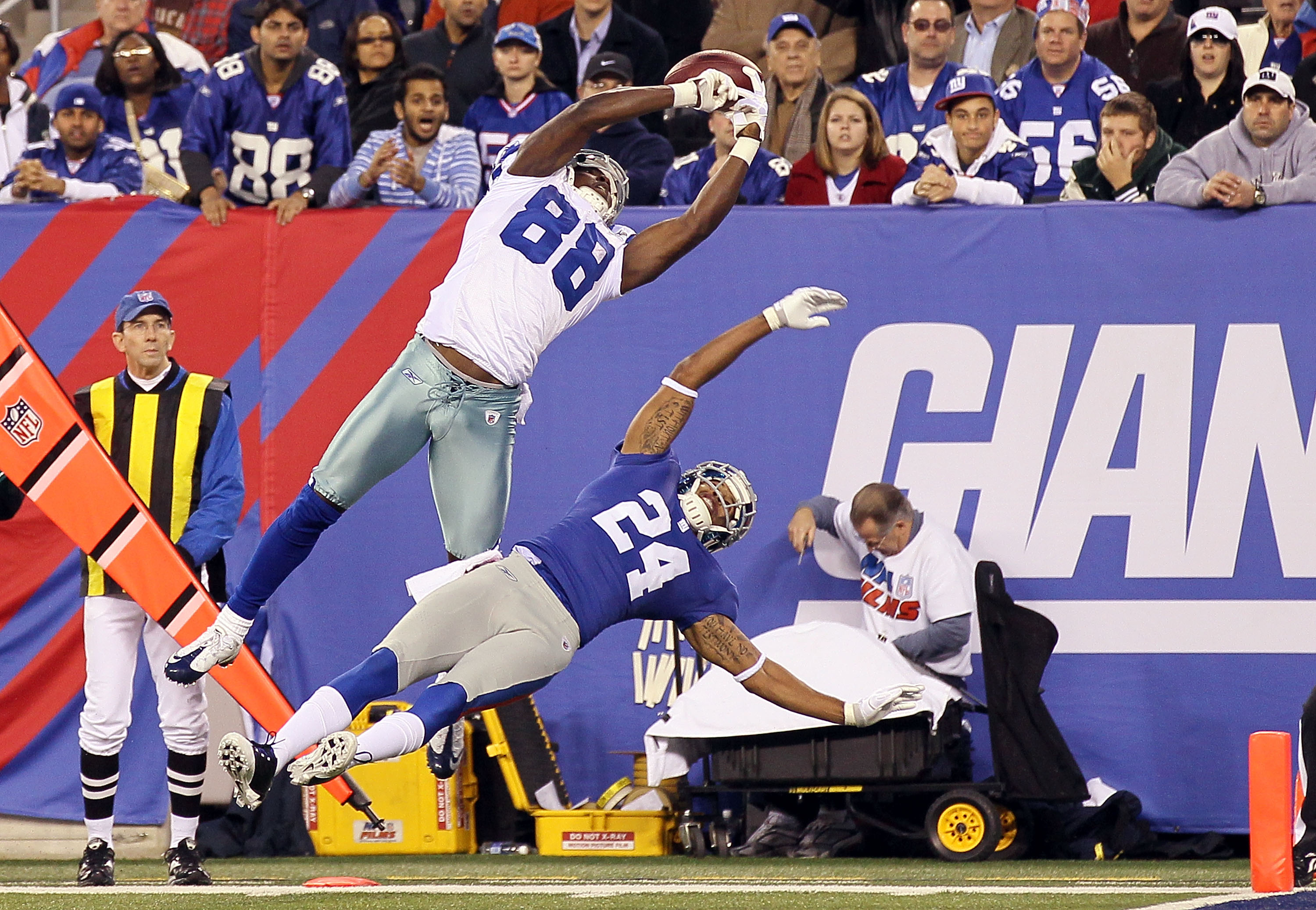 Dez Bryant Injury Report Card Of His Entire Rookie Season