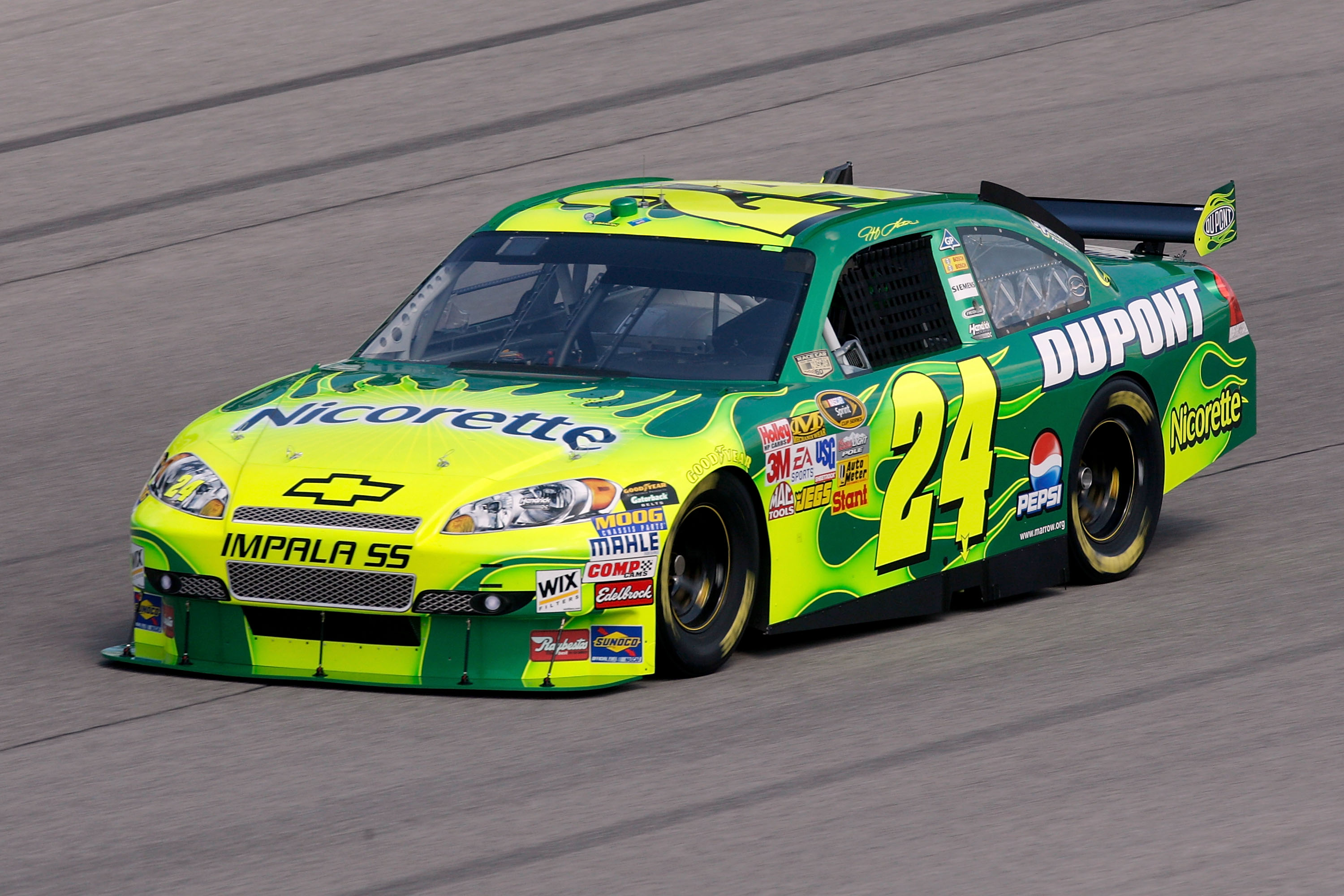 The 50 Greatest Paint Schemes In Nascar History Bleacher Report