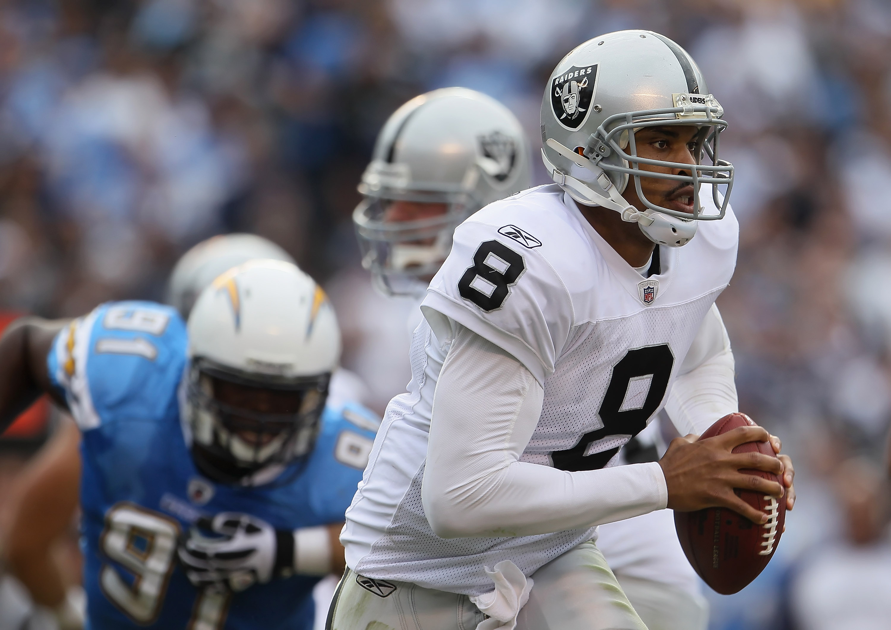 ef4e41d7 Oakland Raiders' Amazing Race: How They Win AFC West and Make the ...