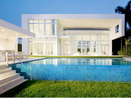 LeBron James' South Beach Home: The Most Elaborate Mansions In