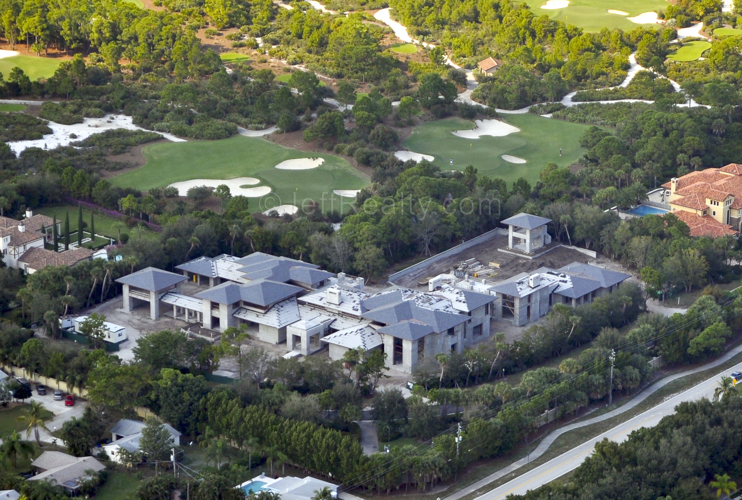 LeBron James  South Beach Home  The Most Elaborate Mansions In ... e326a8cdc