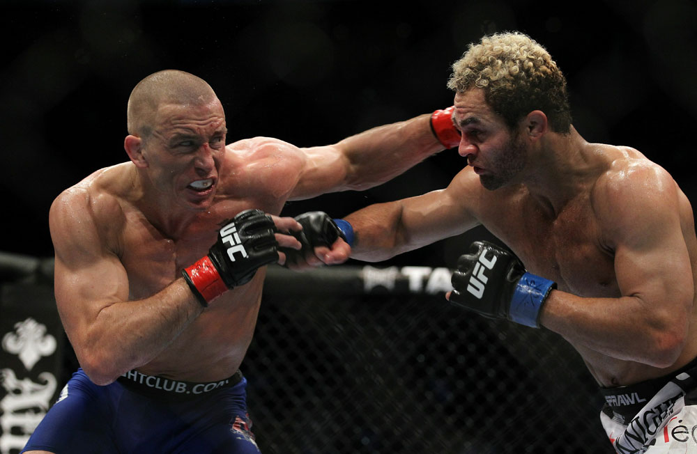 Ufc 124 Results Georges St Pierre Is An Mma God And 20 Lessons Learned Bleacher Report Latest News Videos And Highlights