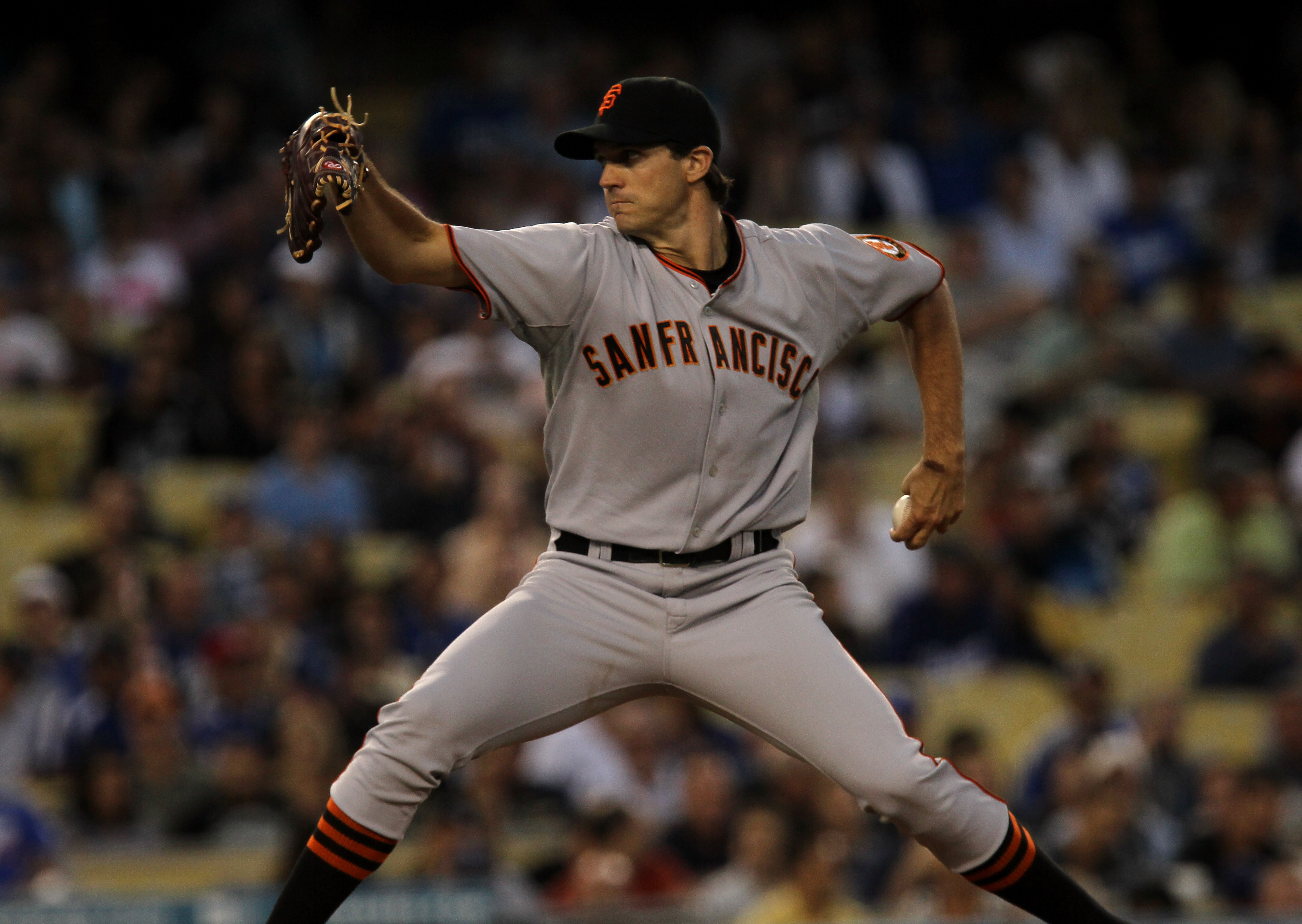I DO NOT like this arm action, but it has not bothered Zito during his career