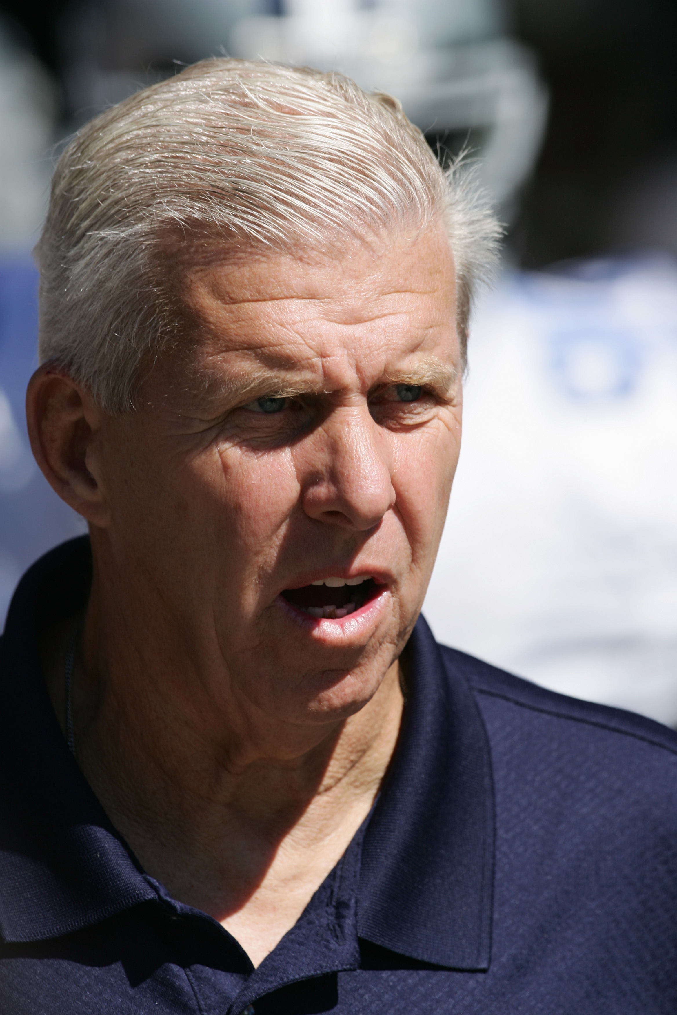 Bill Parcells, GM and Director of Football Operations