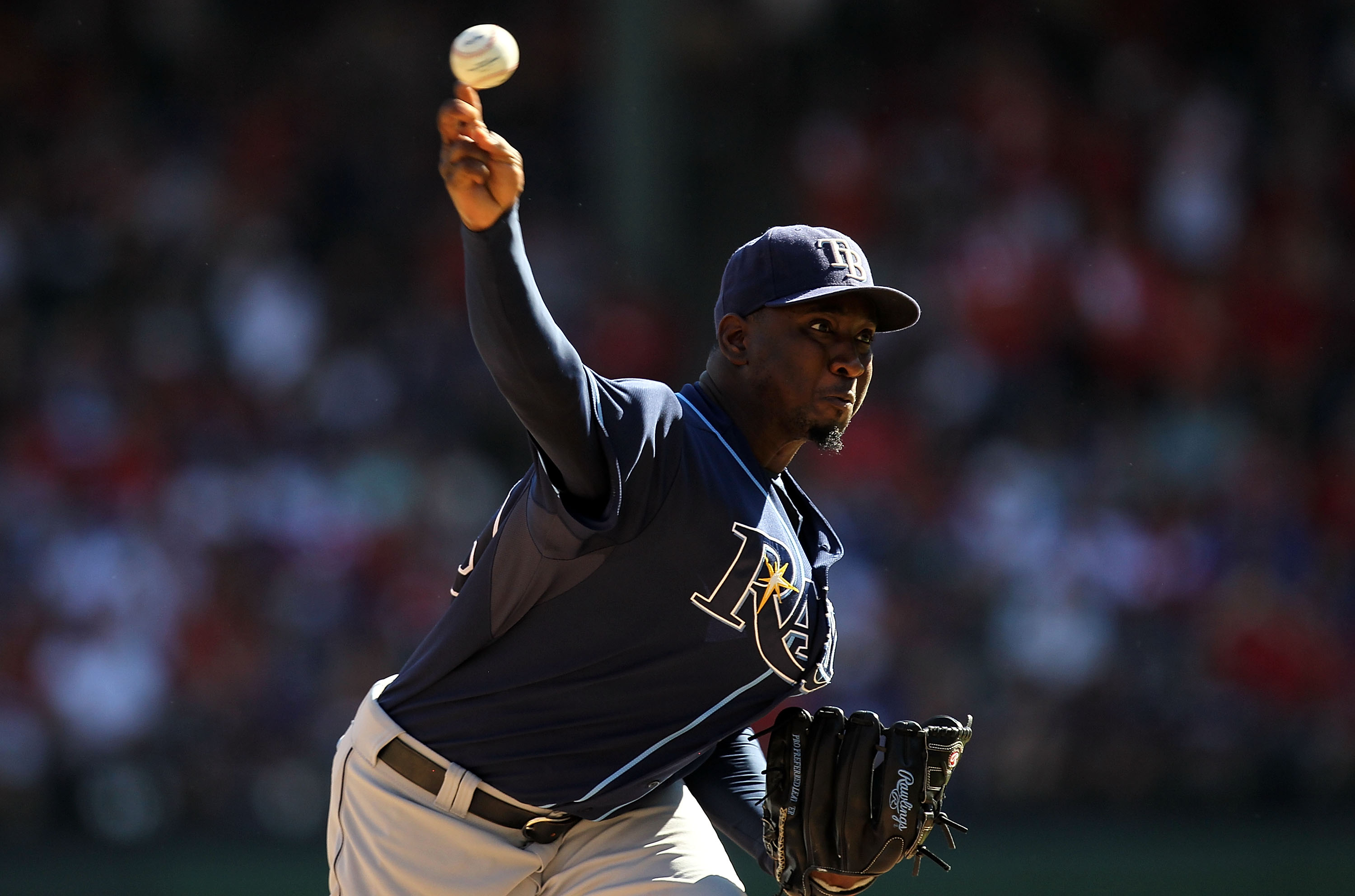 Soriano could be the best setup man the Yankees have had since Mariano Rivera.