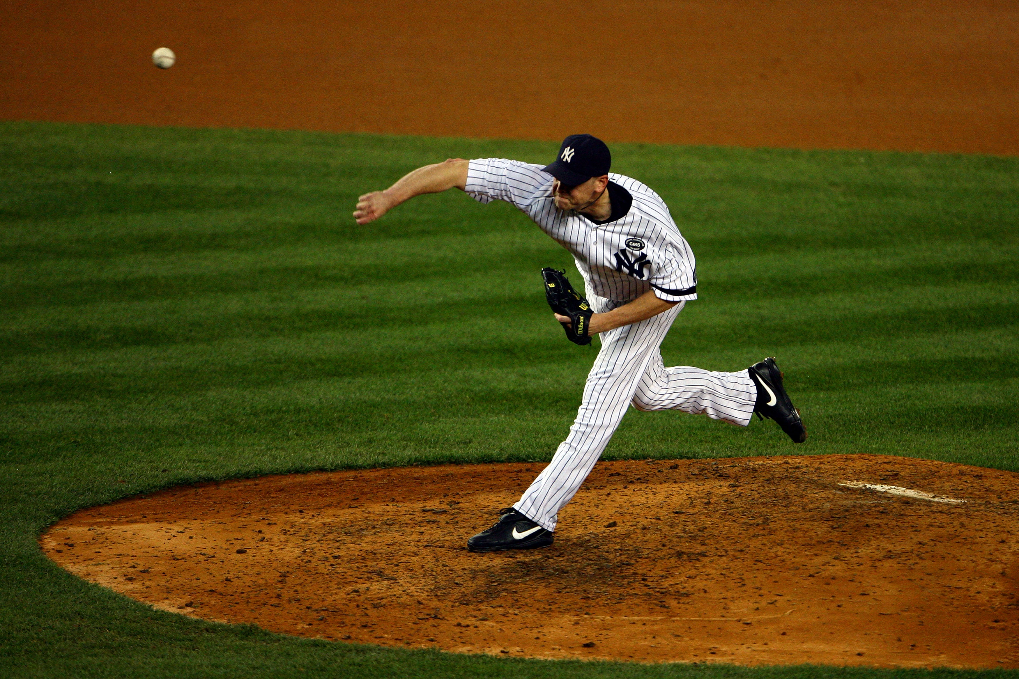 Wood throws hard and has a great breaking ball, which, could help the Yankees in 2011.