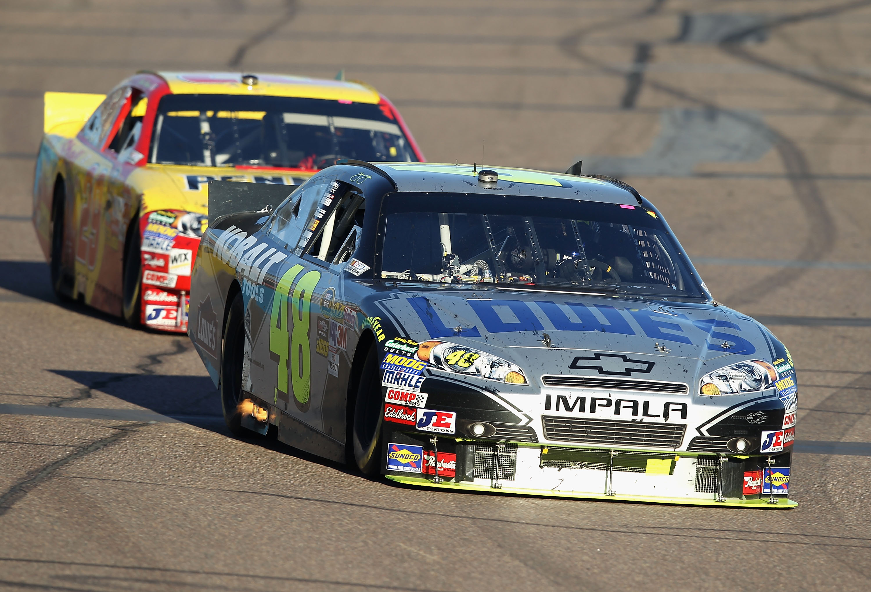 NASCAR Sprint Cup: The 10 Biggest Technological Innovations