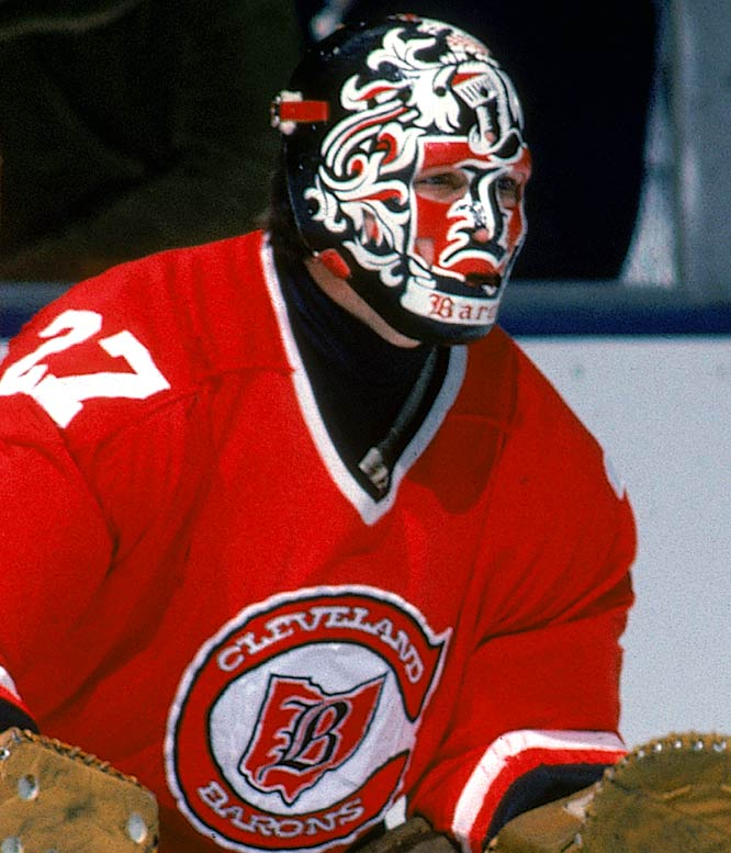 The 50 Best Goalie Mask Designs In Nhl History Bleacher Report