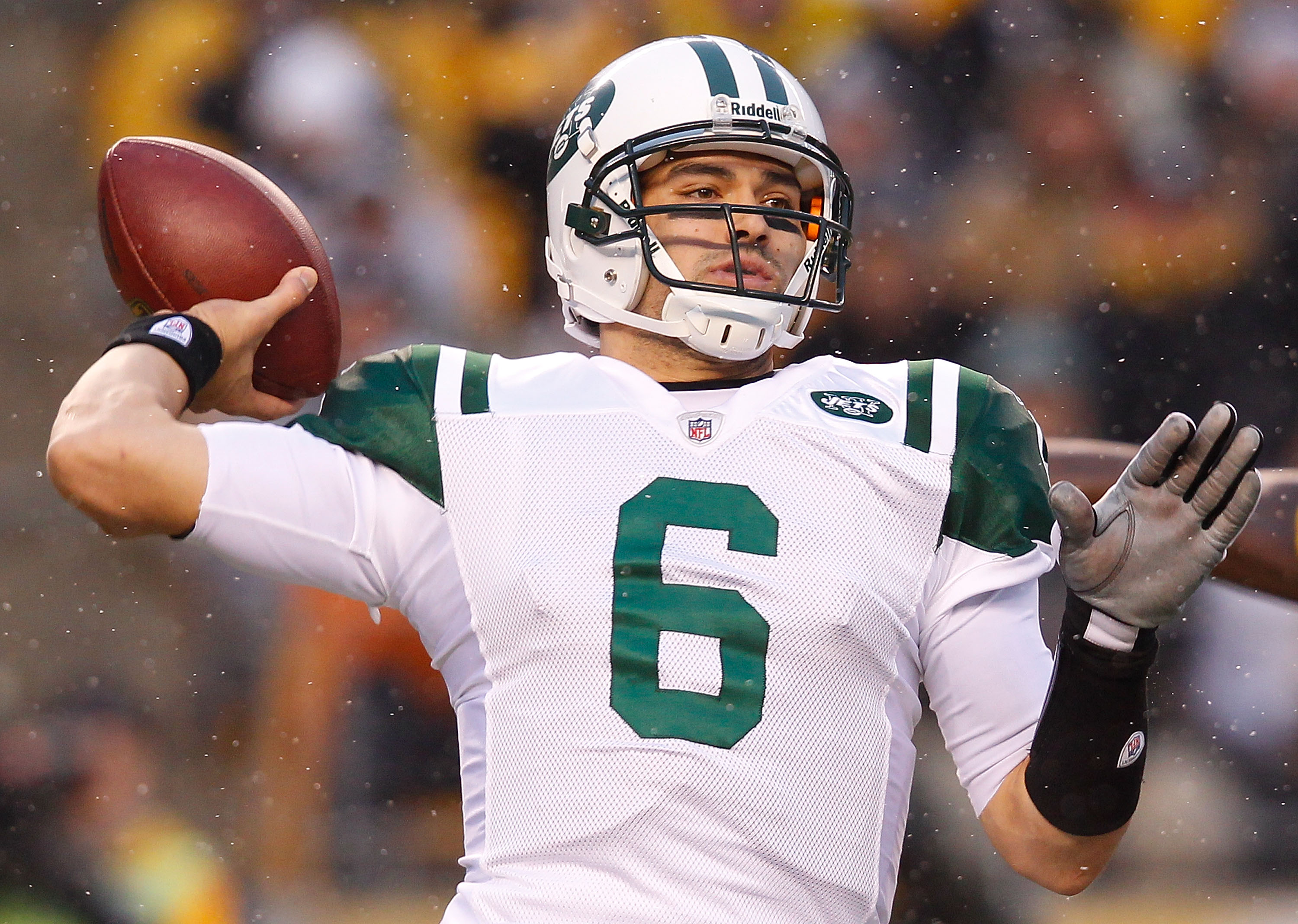 No - he's not Namath - but Mark Sanchez will be just fine, nonetheless.