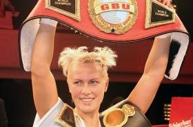 Natascha Ragosina. Photo: boxingpress.de