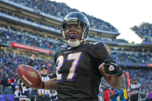 Ray Rice's return to offense keys Ravens win