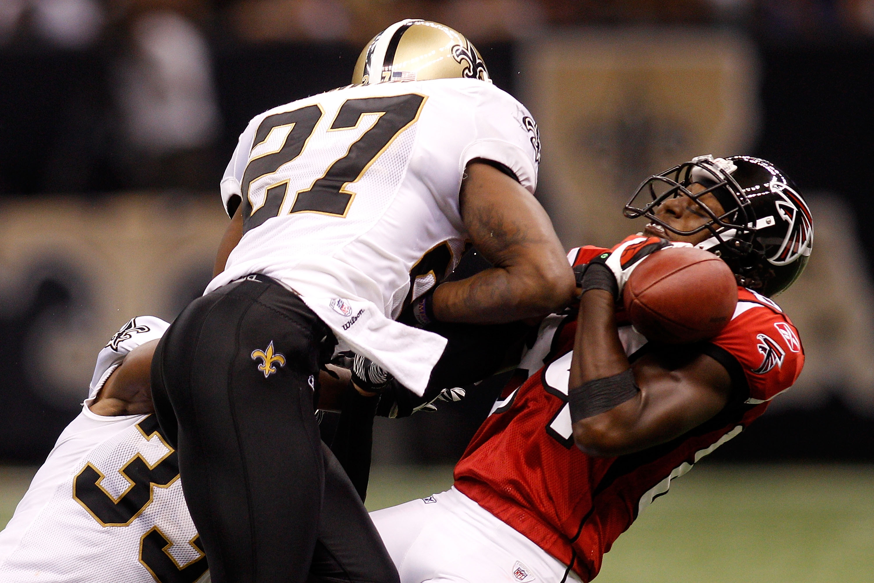 The Saints and the Falcons is one of the best new rivalries in the league.
