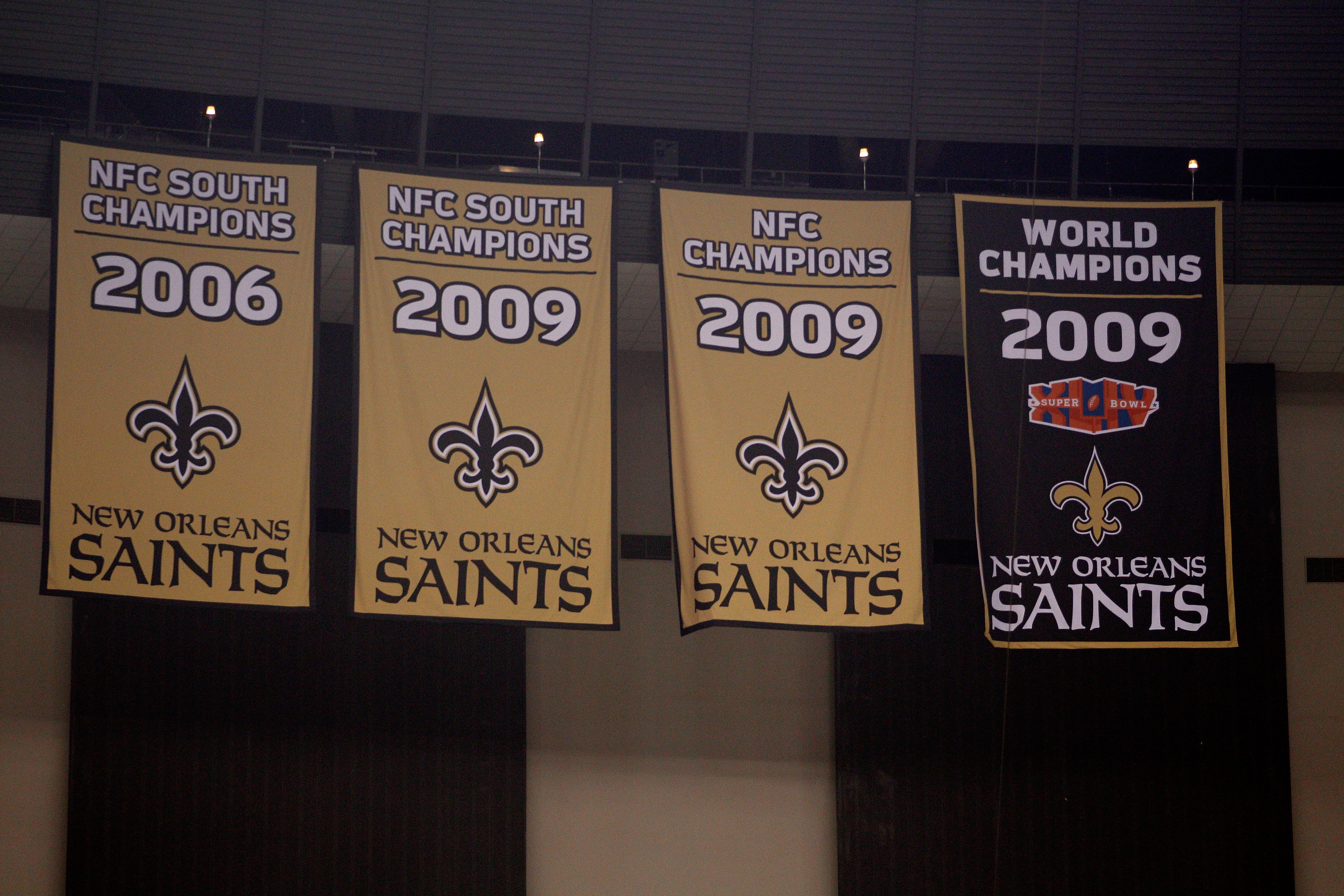 New Orleans is still basking in the afterglow of last year's memorable run.