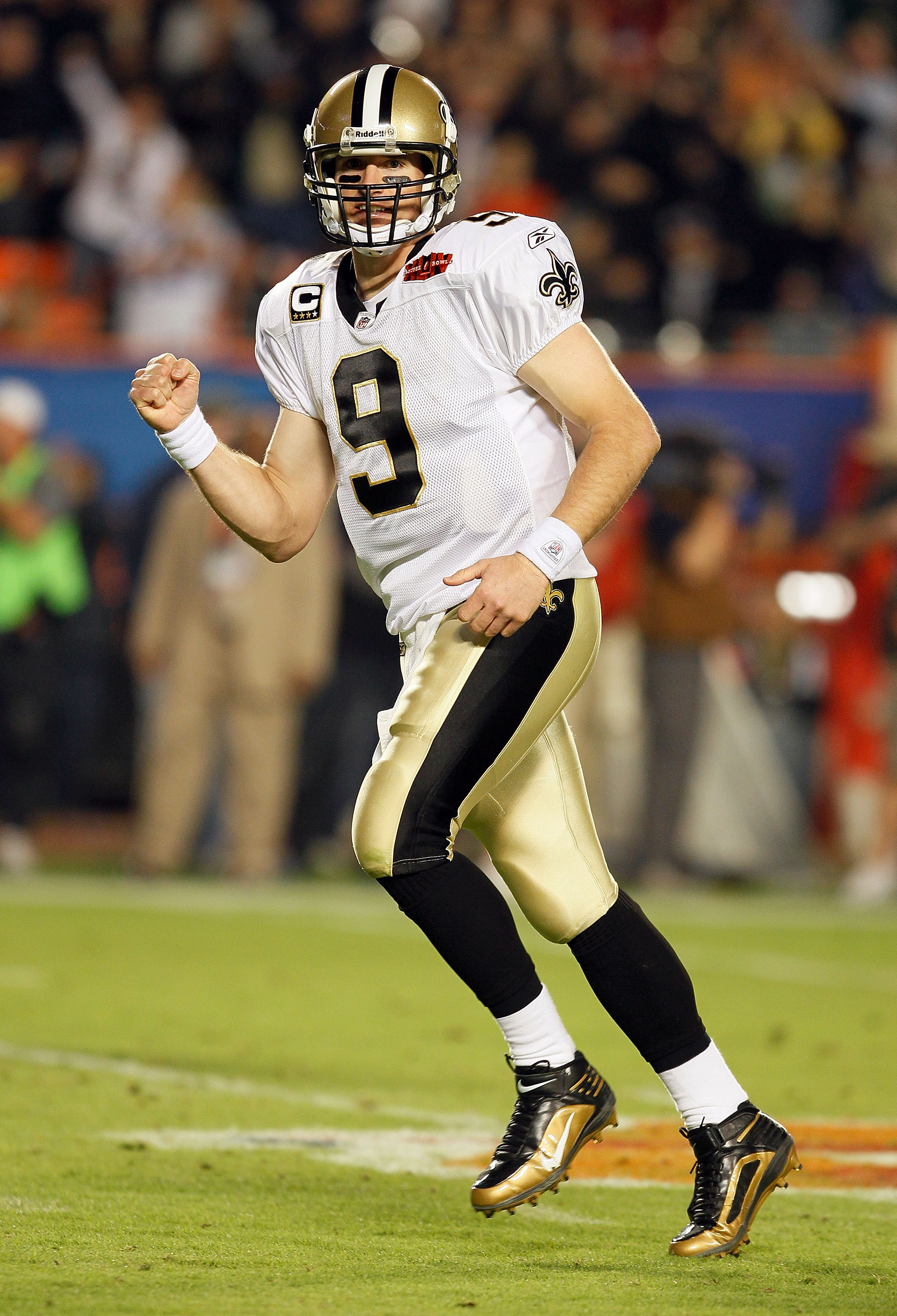 Drew Brees will get the chance to recreate history.