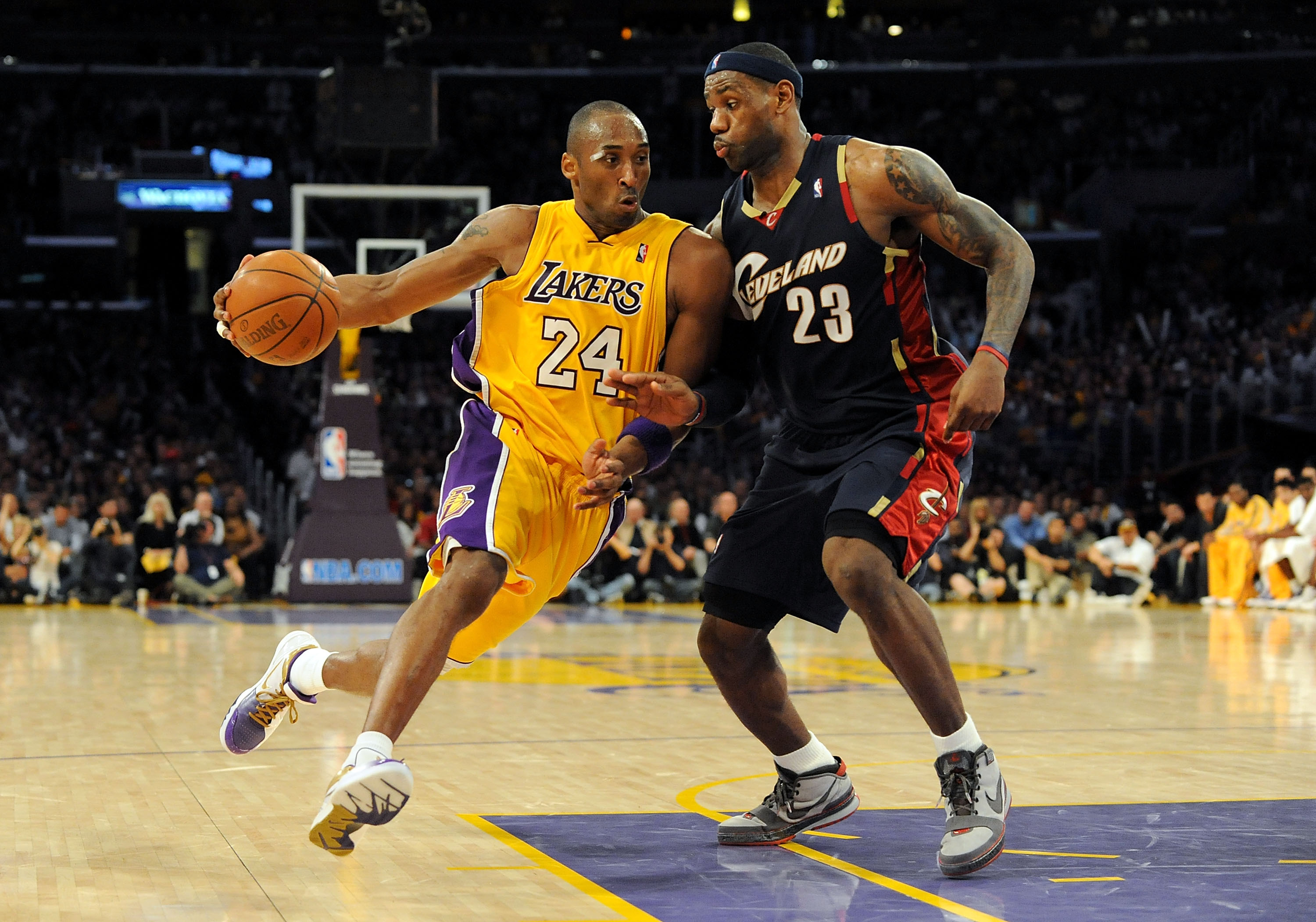 42b1b5d96ba Kobe Bryant  Why His Lakers Will Beat LeBron James and the Heat on ...