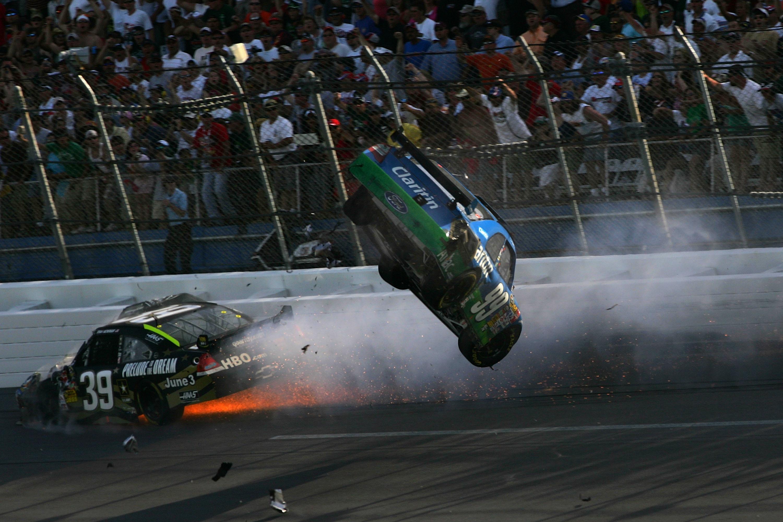 NASCAR Crashes: The Biggest 25 Wrecks in History | Bleacher