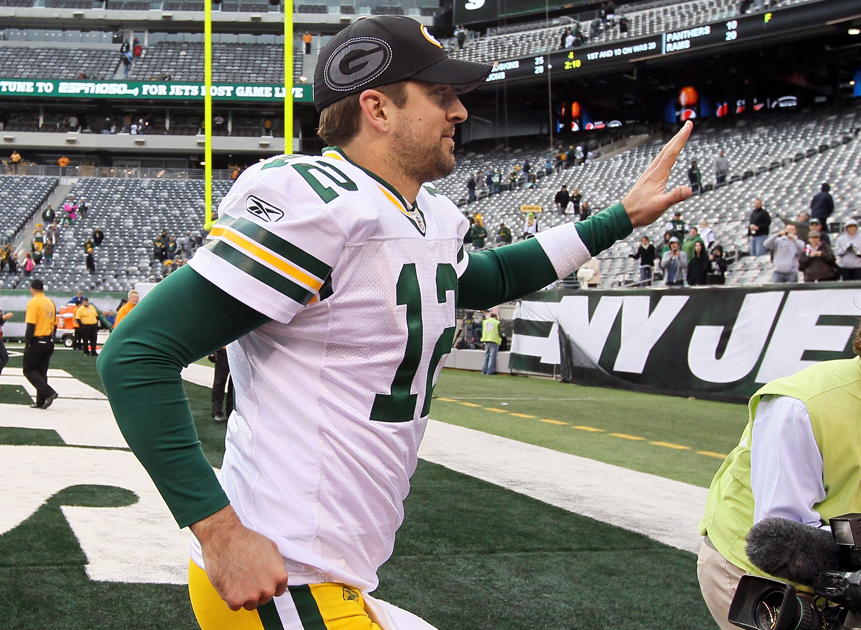 Rodgers can say hello to super stardom.